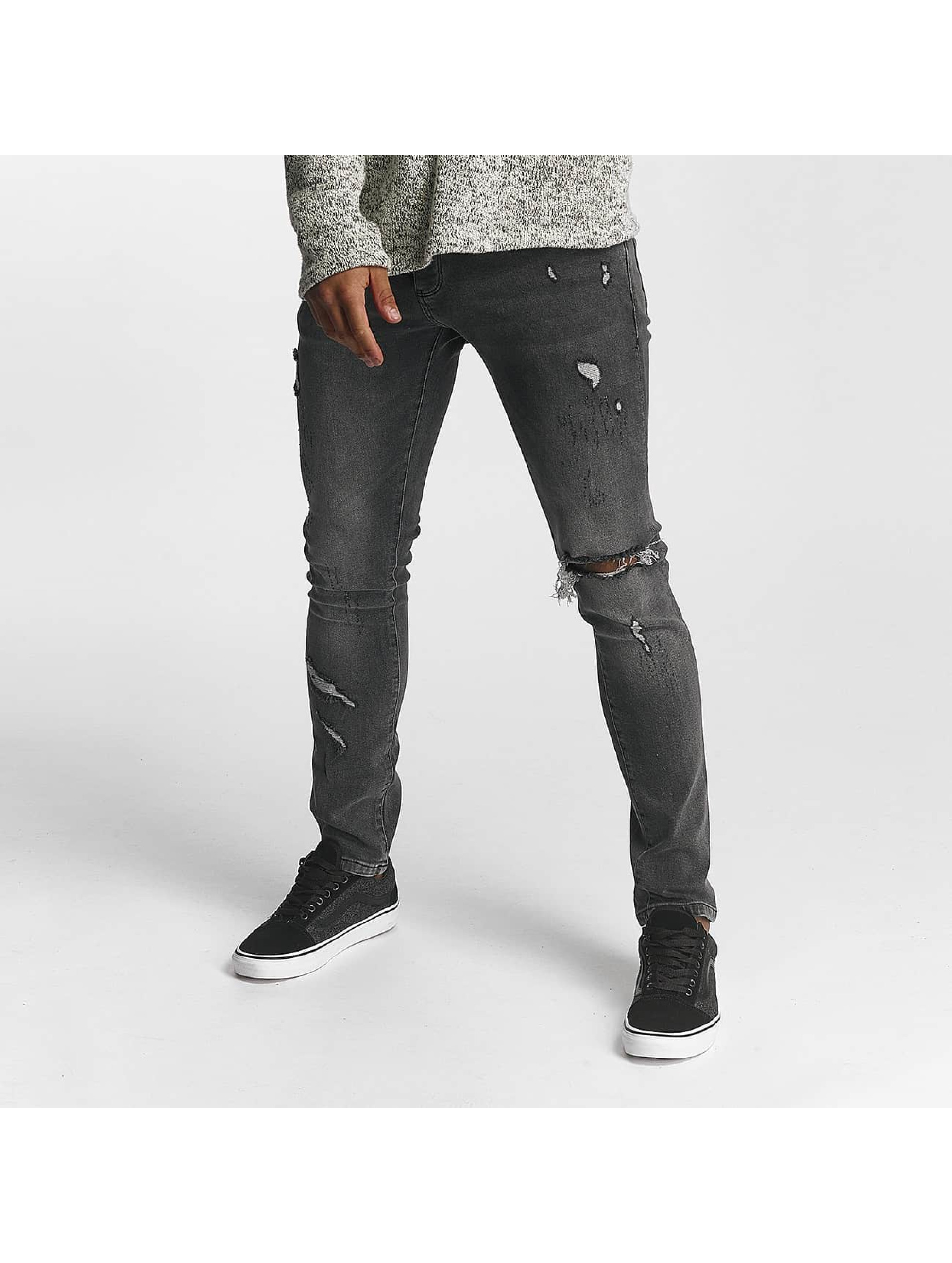 2Y / Slim Fit Jeans William in grey W 33