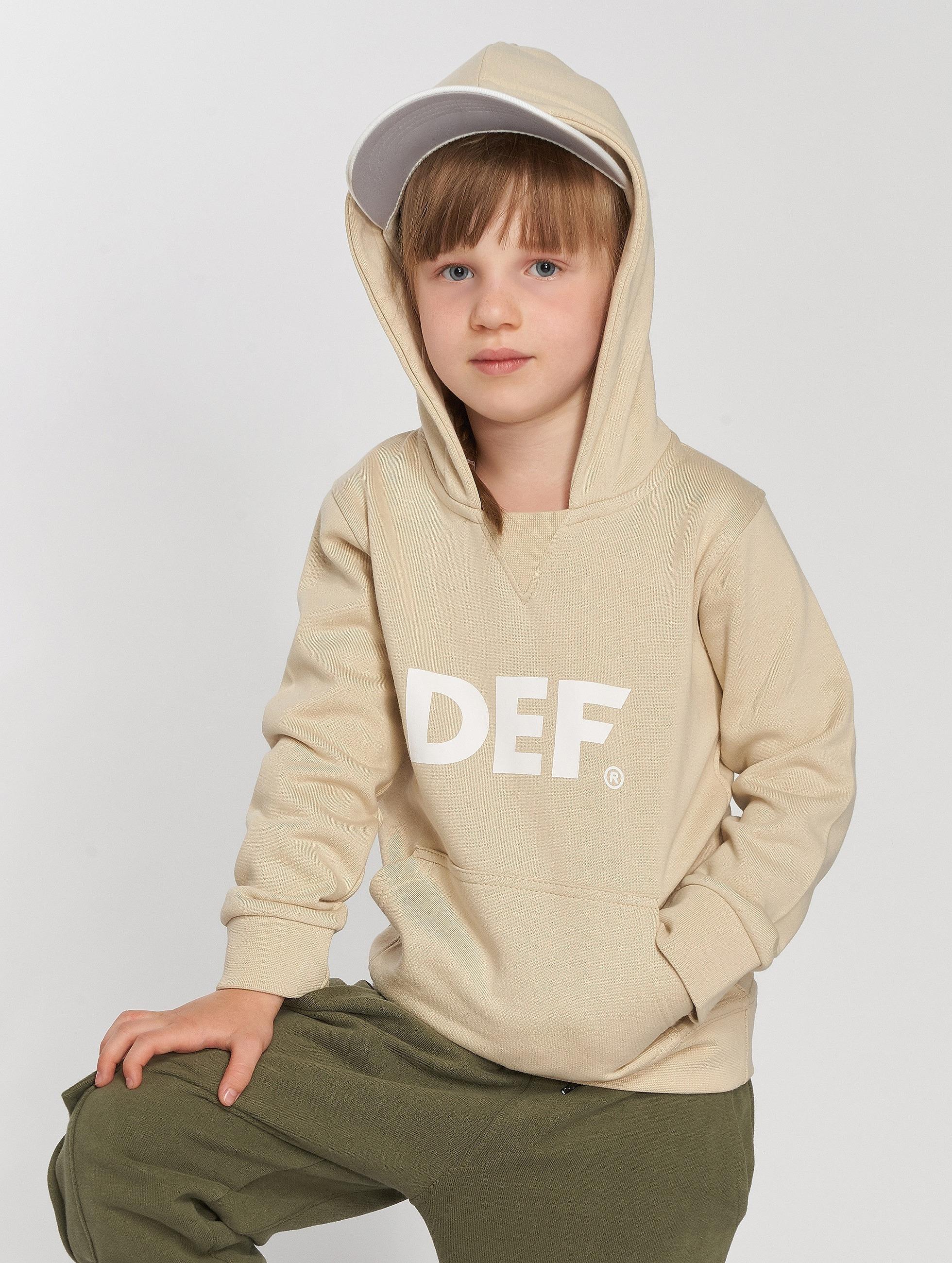 DEF / Hoodie Lumos in beige 98