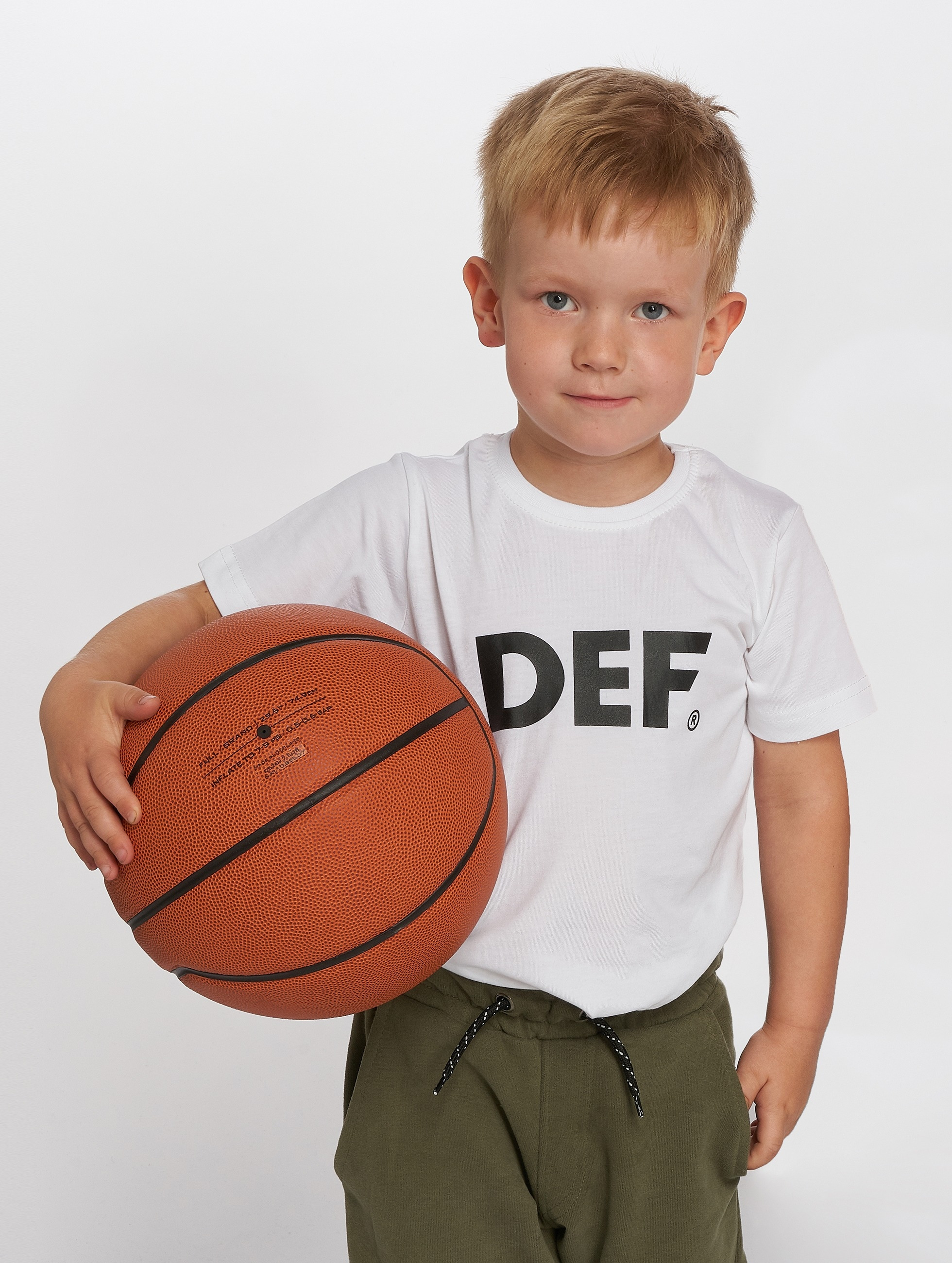 DEF / T-Shirt Sizza in white 98