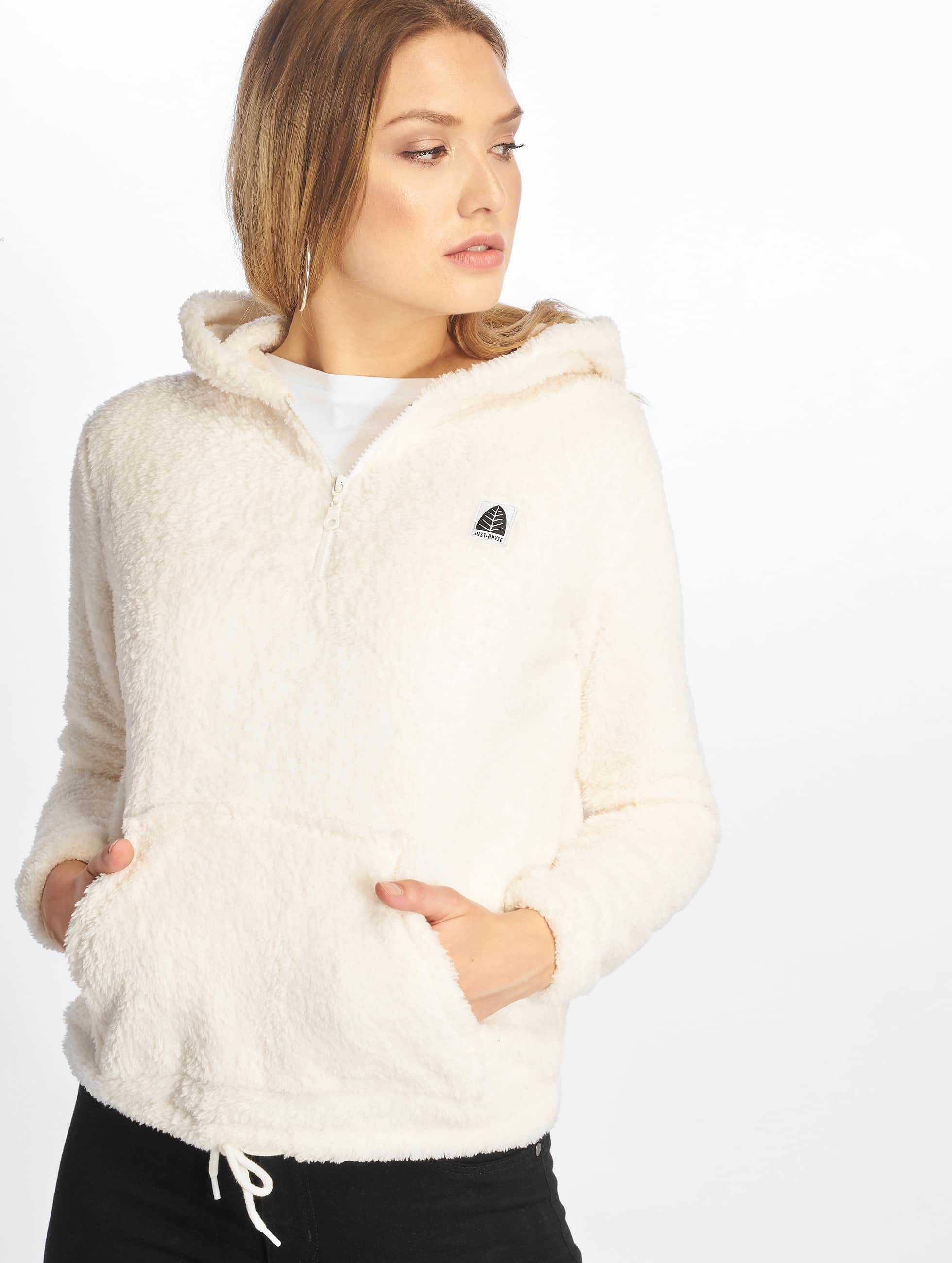 Just Rhyse / Hoodie Arequipa in white XL