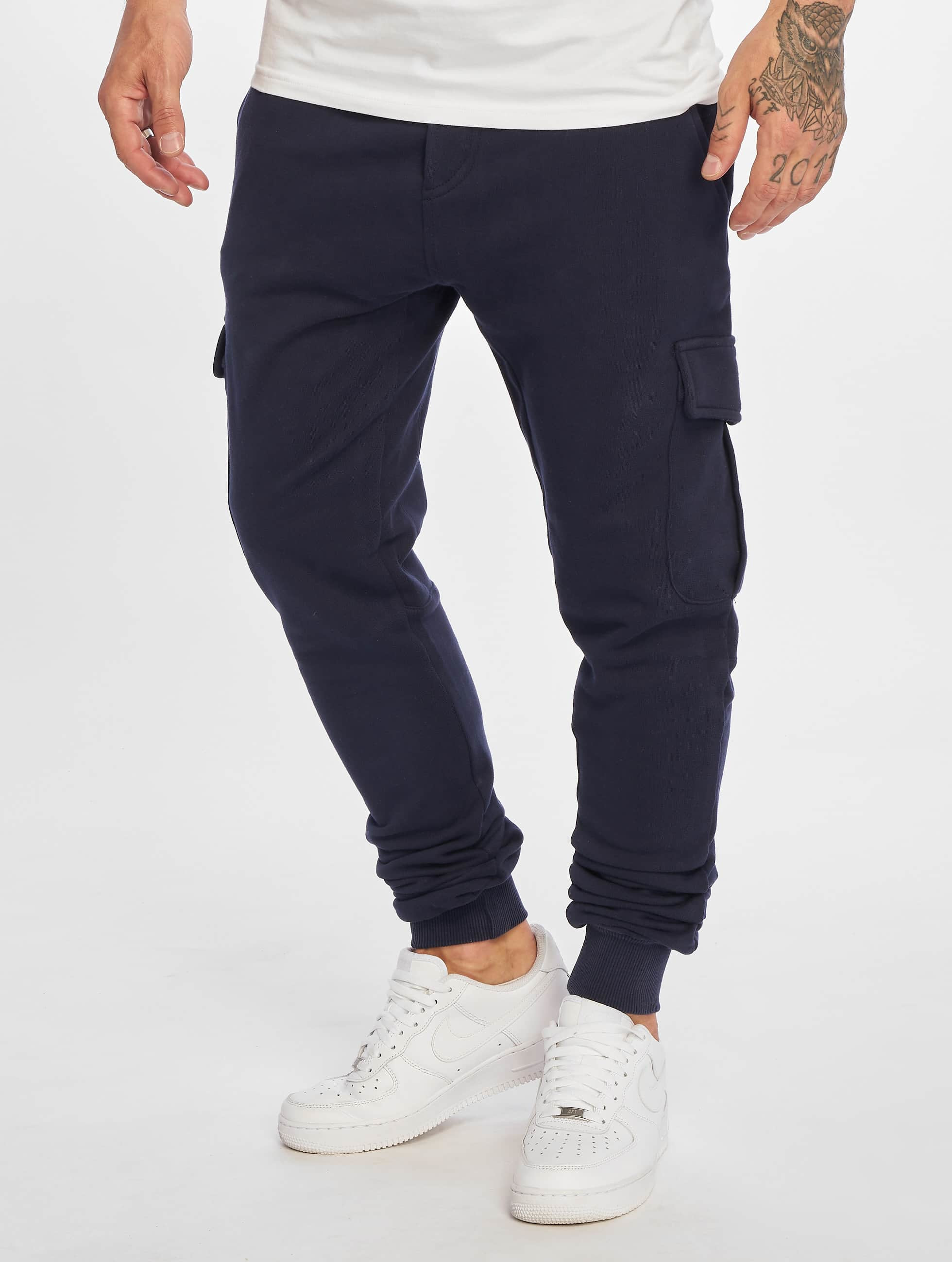 DEF / Sweat Pant Gringo in blue 2XL
