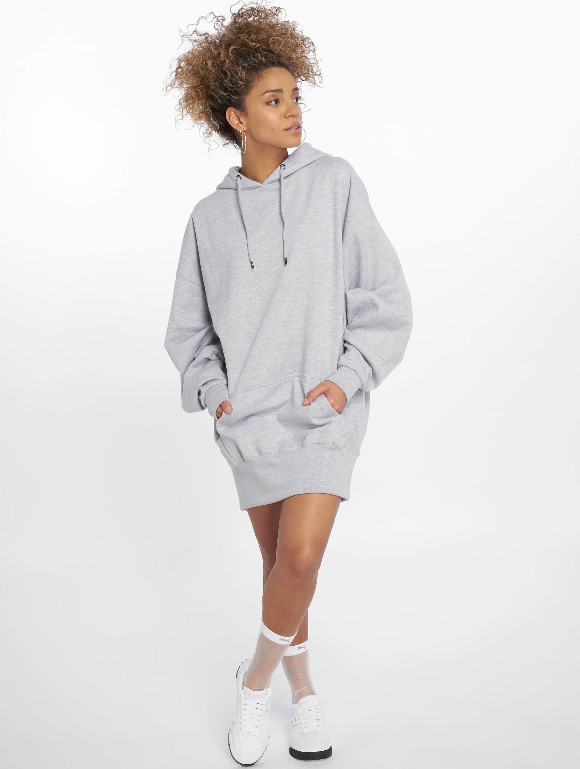 DEF / Hoodie Heido in grey L