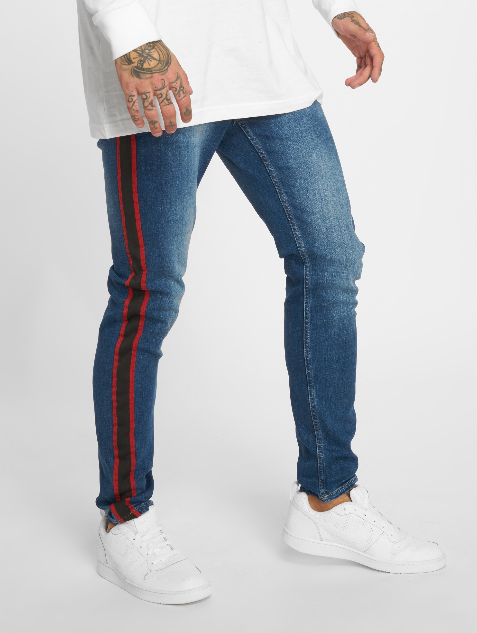 Bangastic / Straight Fit Jeans Conner in blue W 34 L 32
