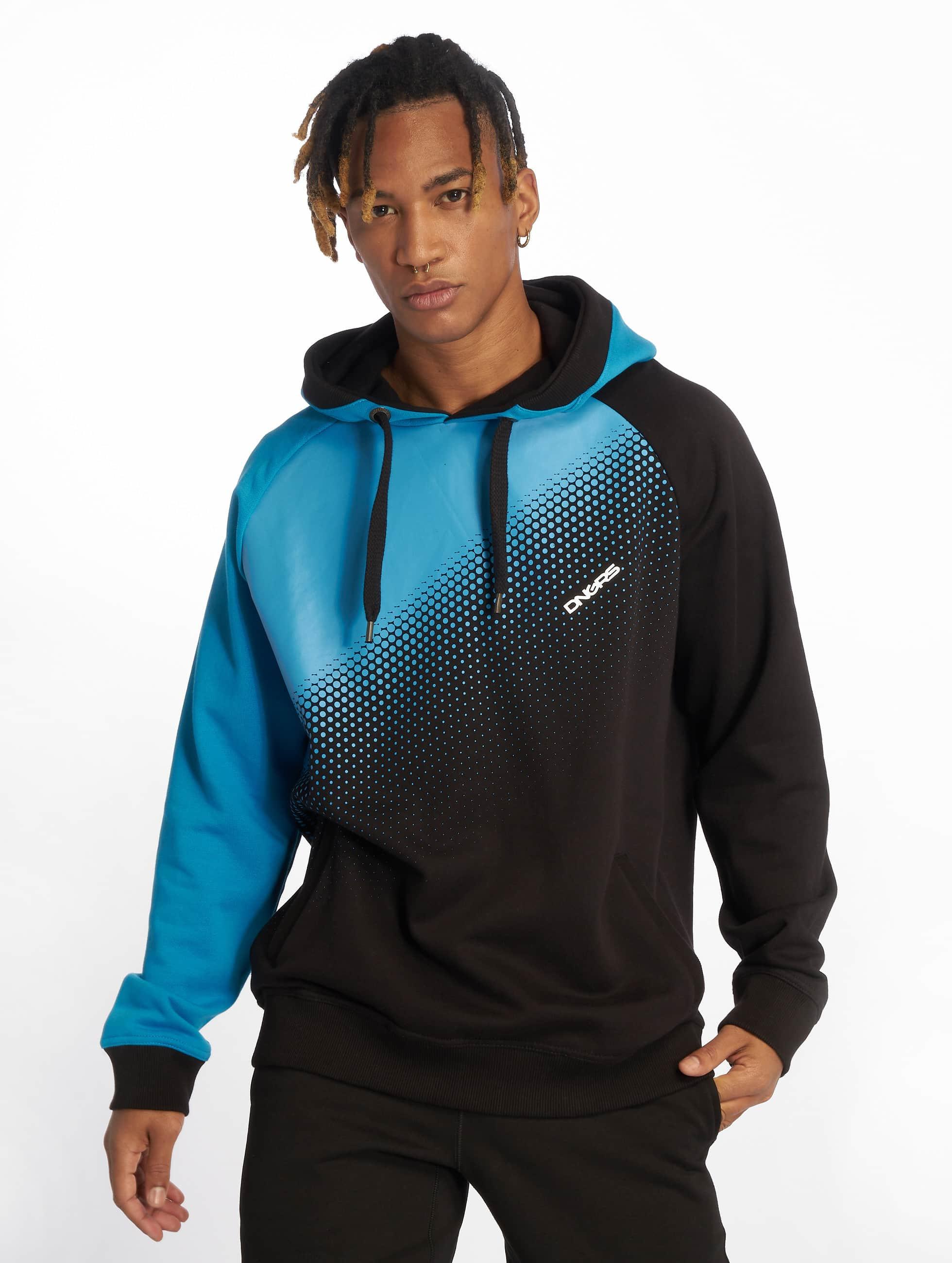 Dangerous DNGRS / Hoodie Tropper in black XL