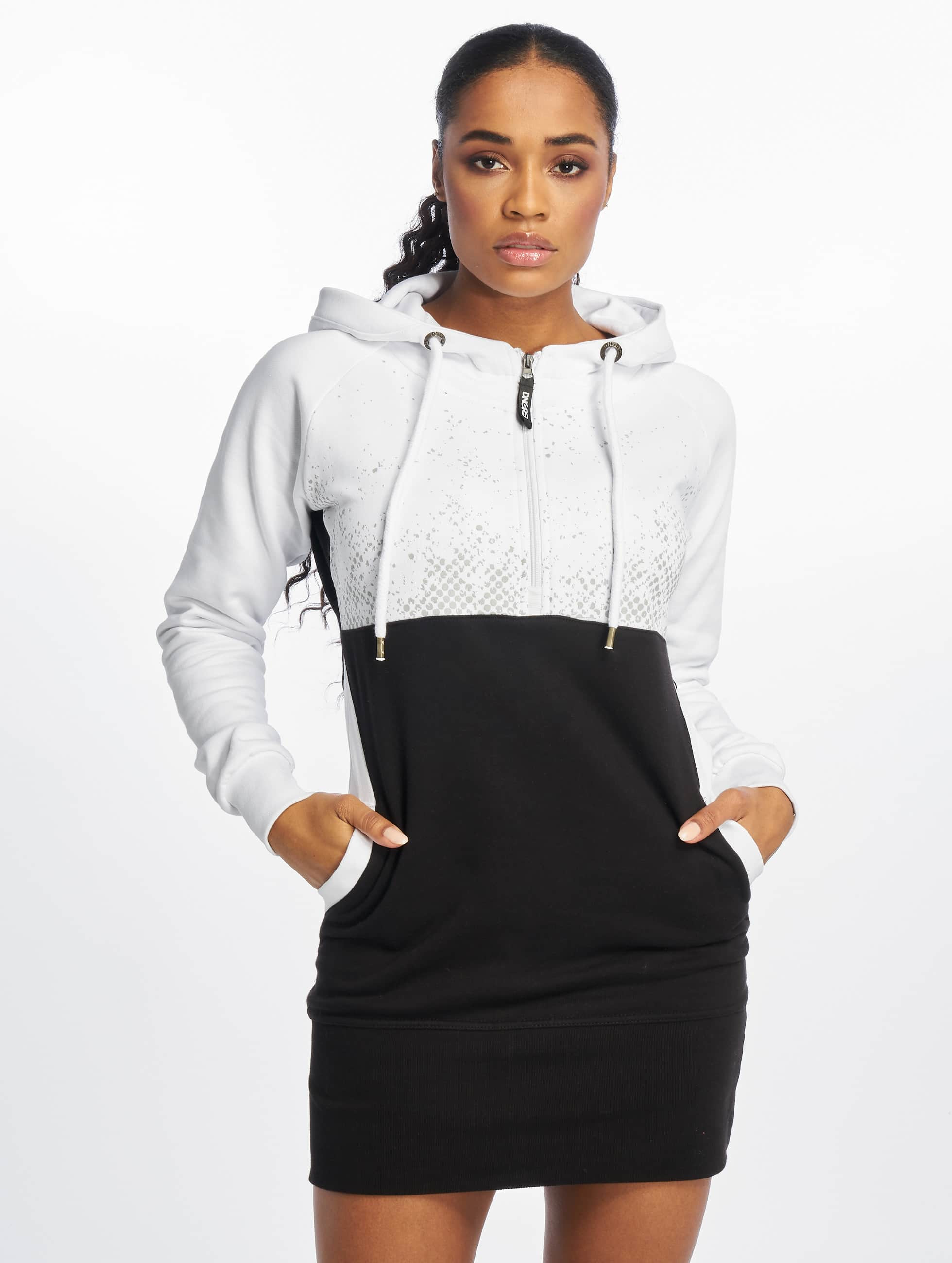 Dangerous DNGRS / Hoodie Fawn in black XL
