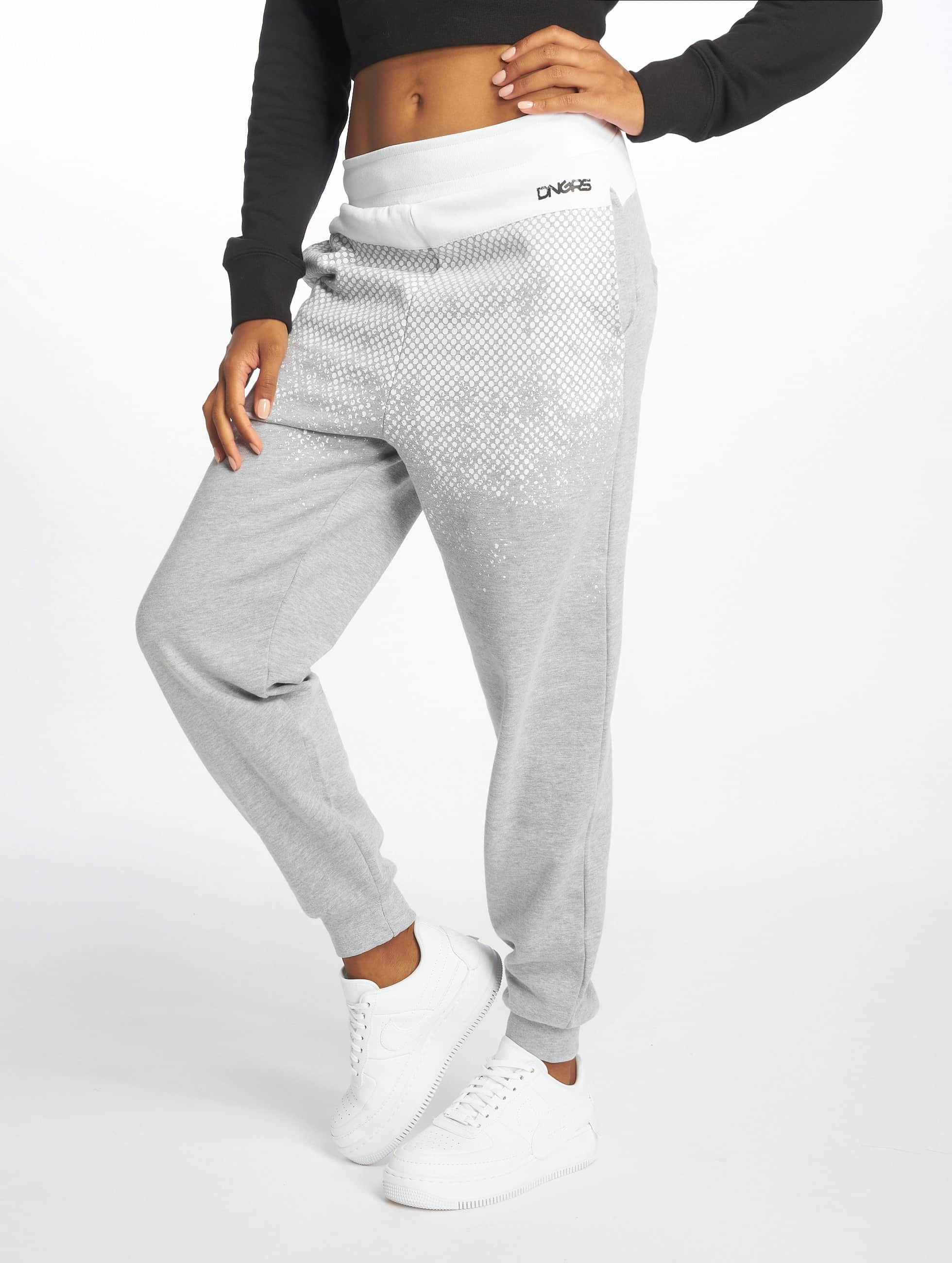 Dangerous DNGRS / Sweat Pant Fawn in grey XL