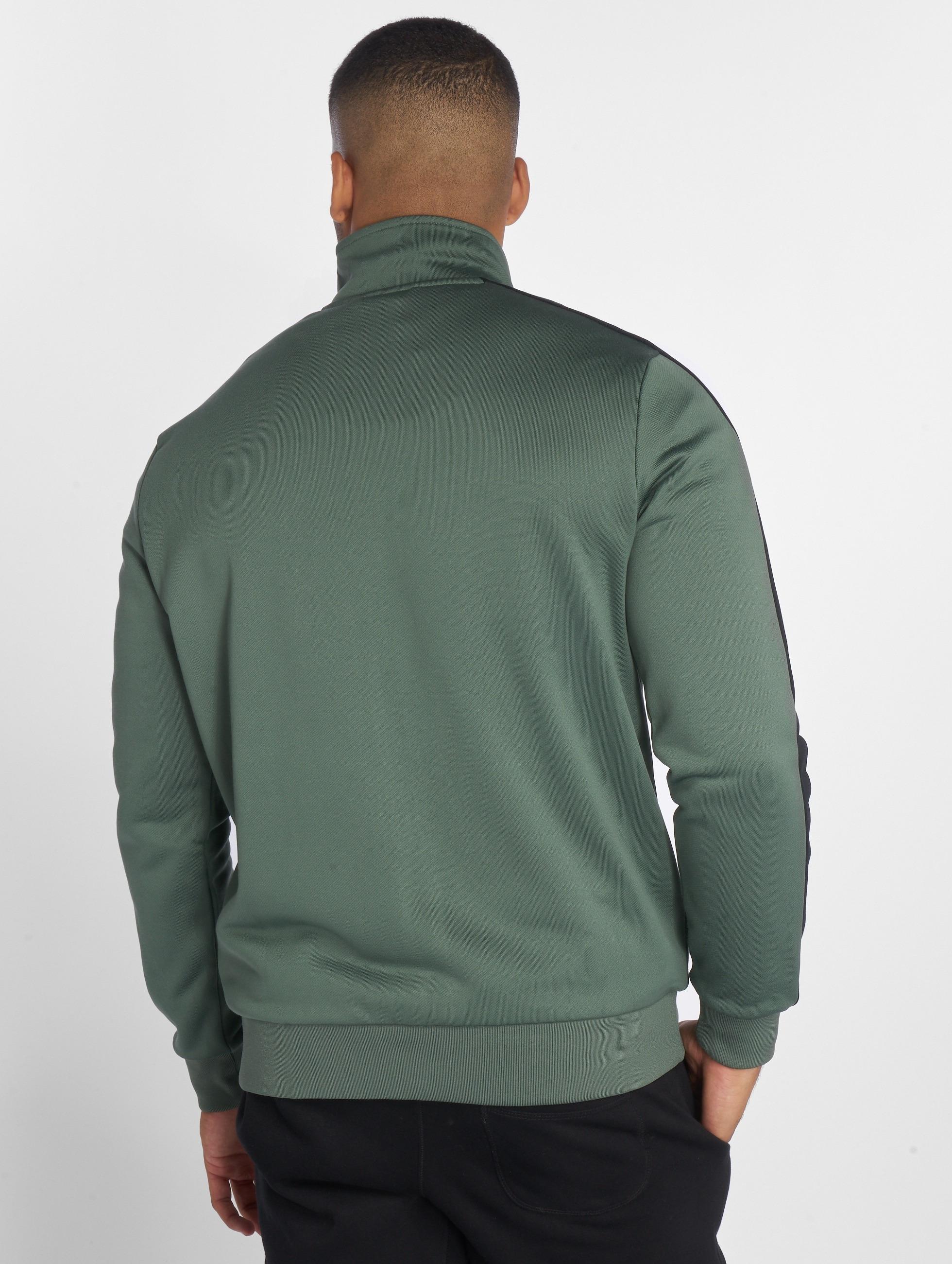 Herren Puma Männer Übergangsjacke Classics T7 Track olive,grün | 4059506677946