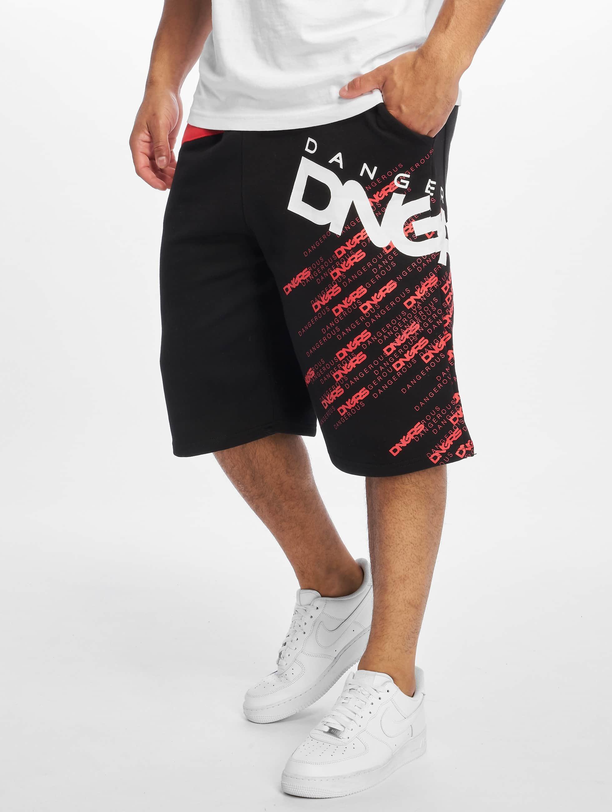 Dangerous DNGRS / Short Swig in black S