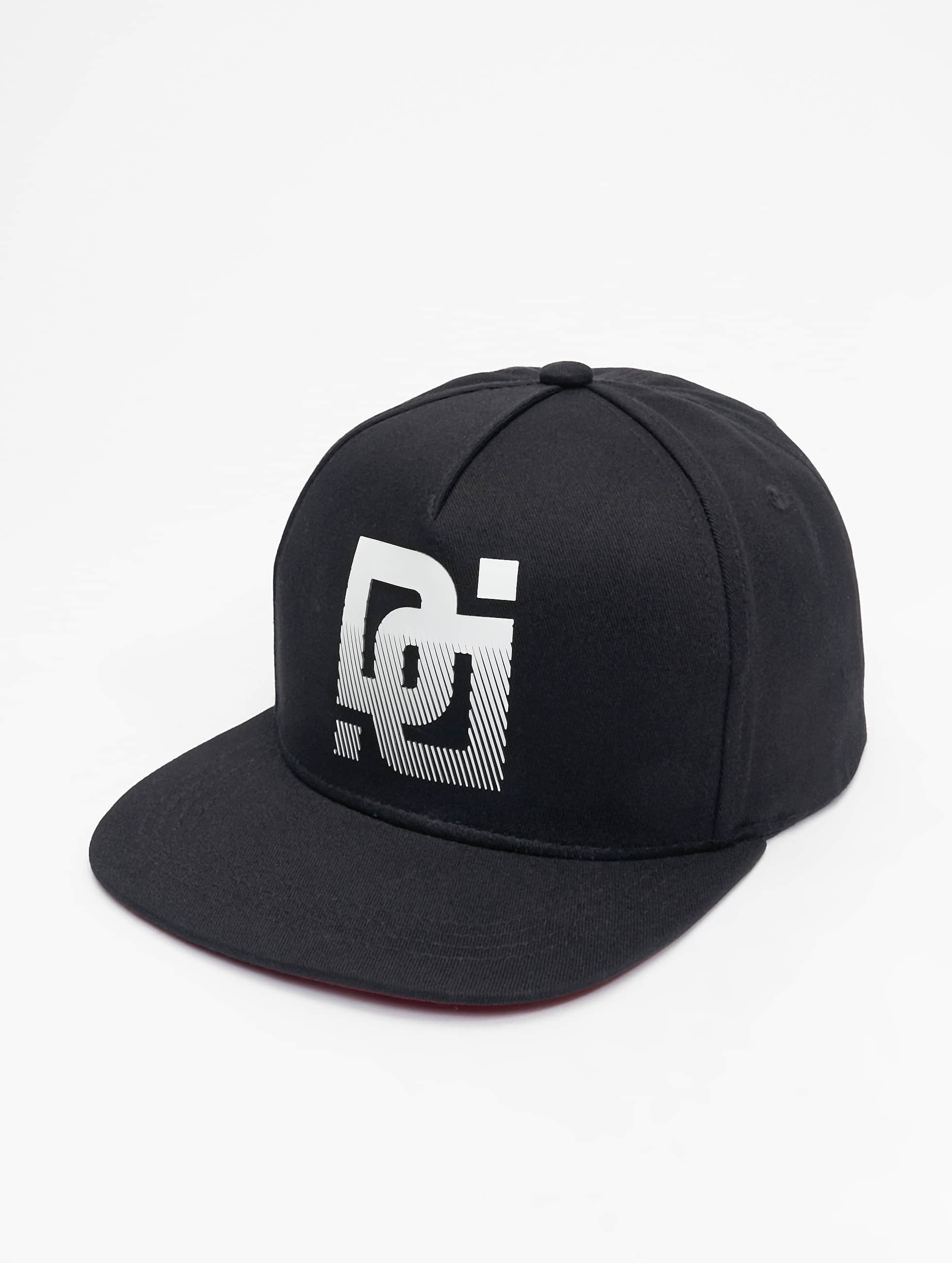 Dangerous DNGRS / Snapback Cap Trick Snap in black Adjustable