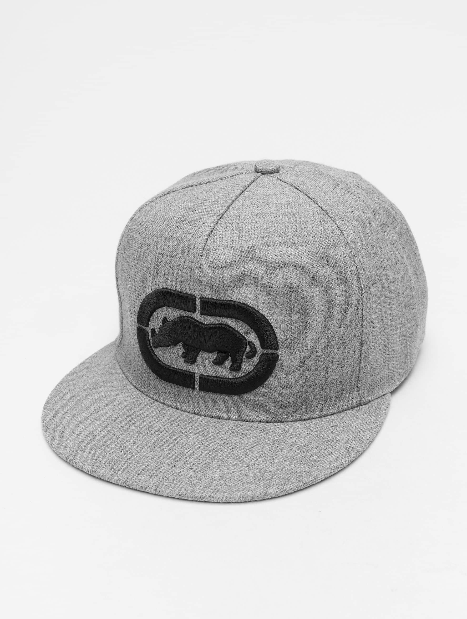 Ecko Unltd. / Snapback Cap Base in grey Adjustable
