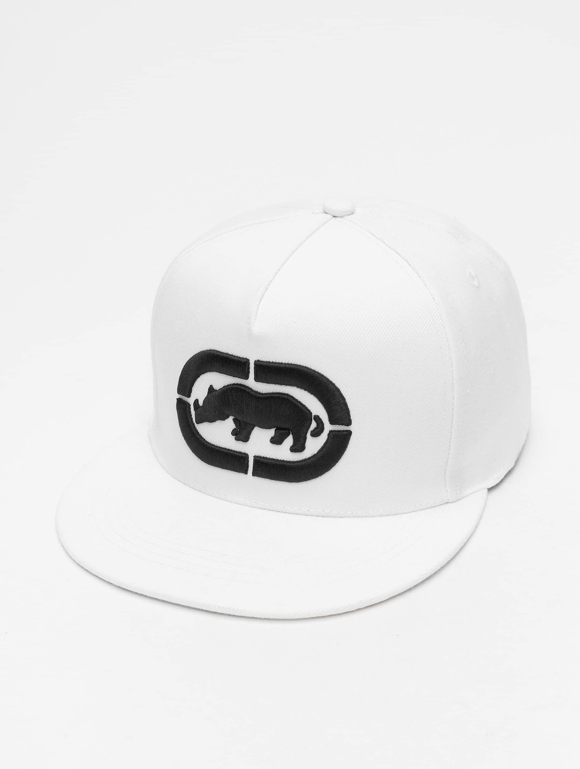 Ecko Unltd. / Snapback Cap Base in white Adjustable