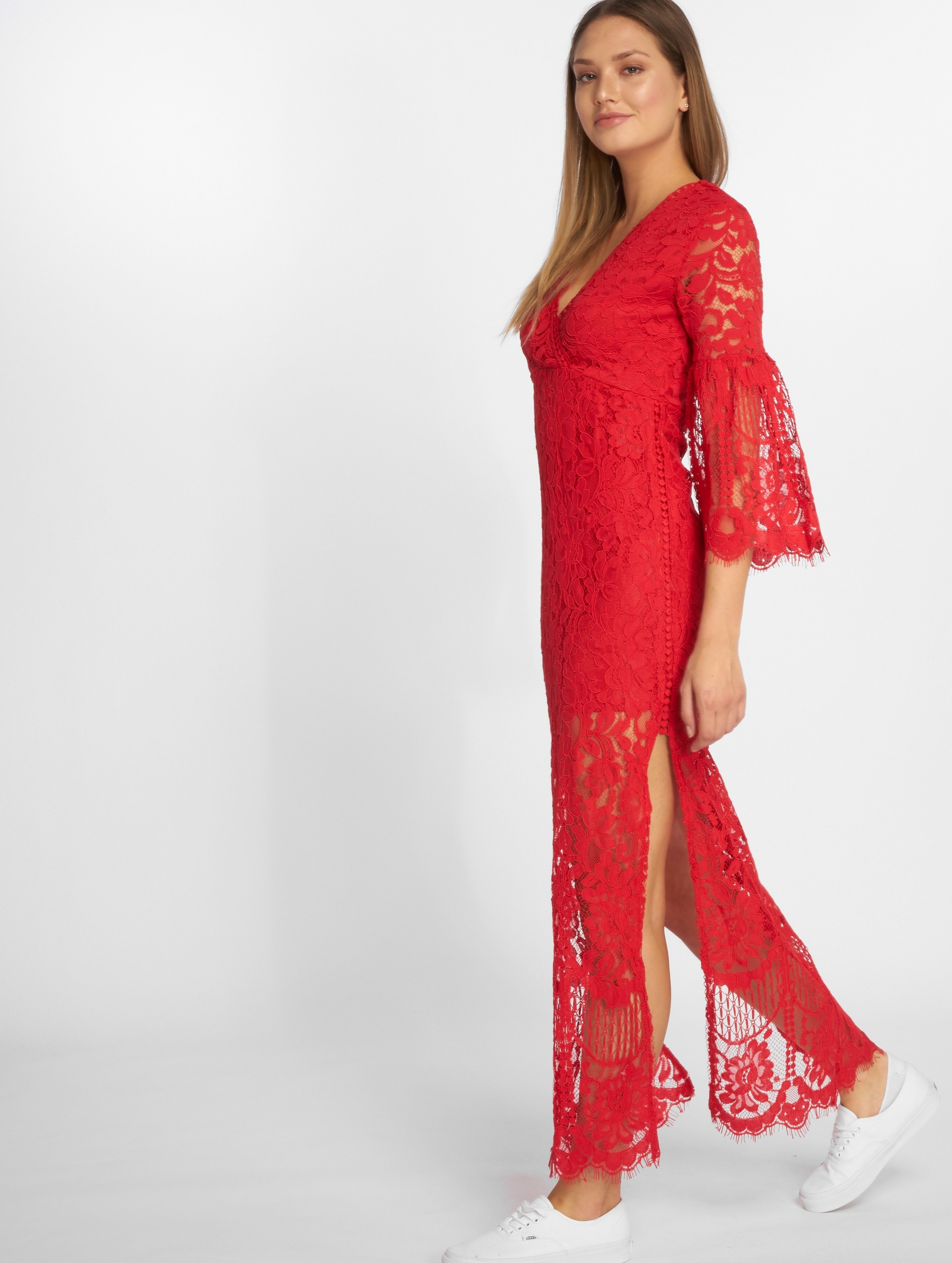 Bisous Project | Sally rouge Femme Robe