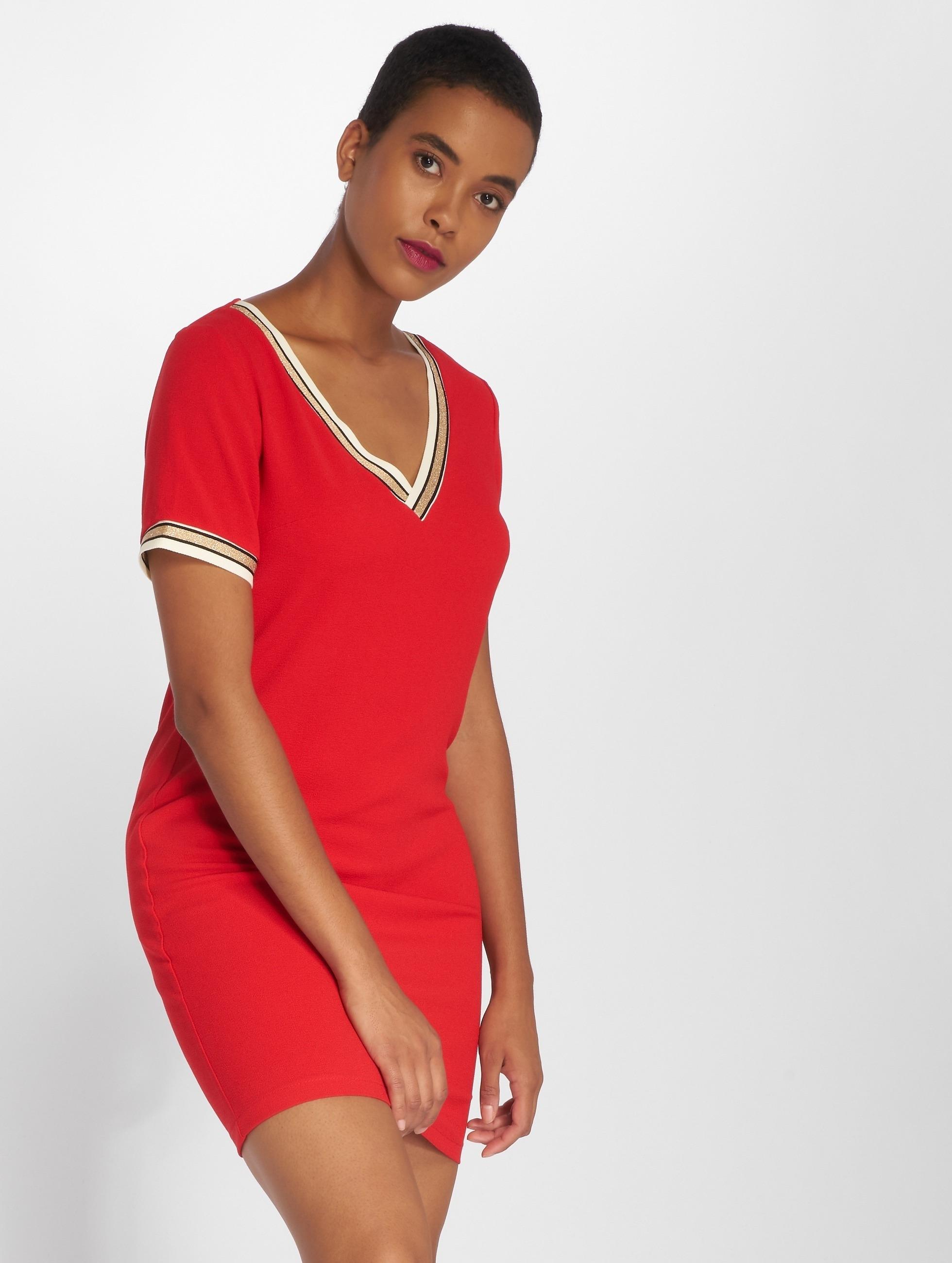 Charming Girl | Tac  rouge Femme Robe