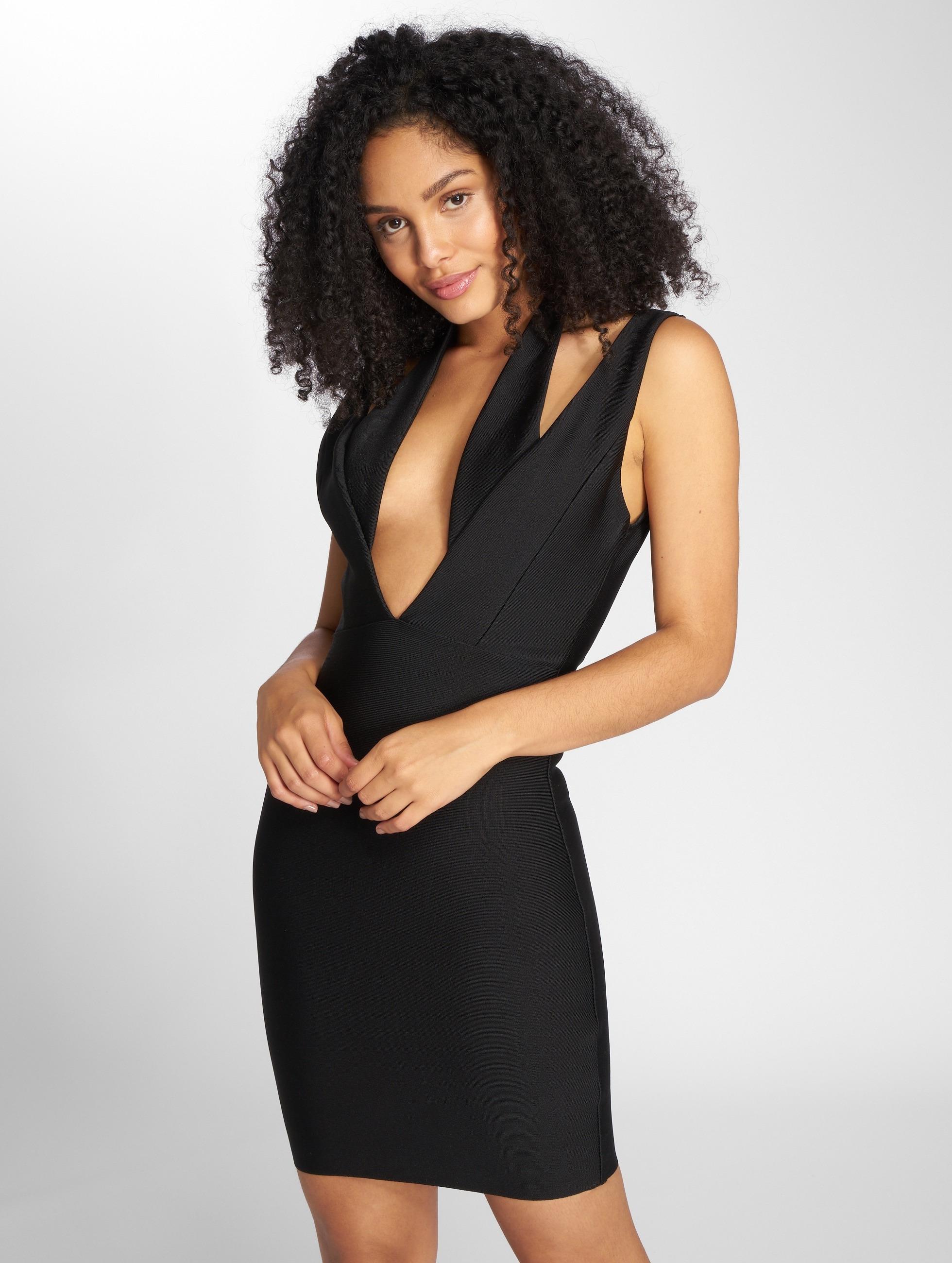Danity Paris   Straro noir Femme Robe