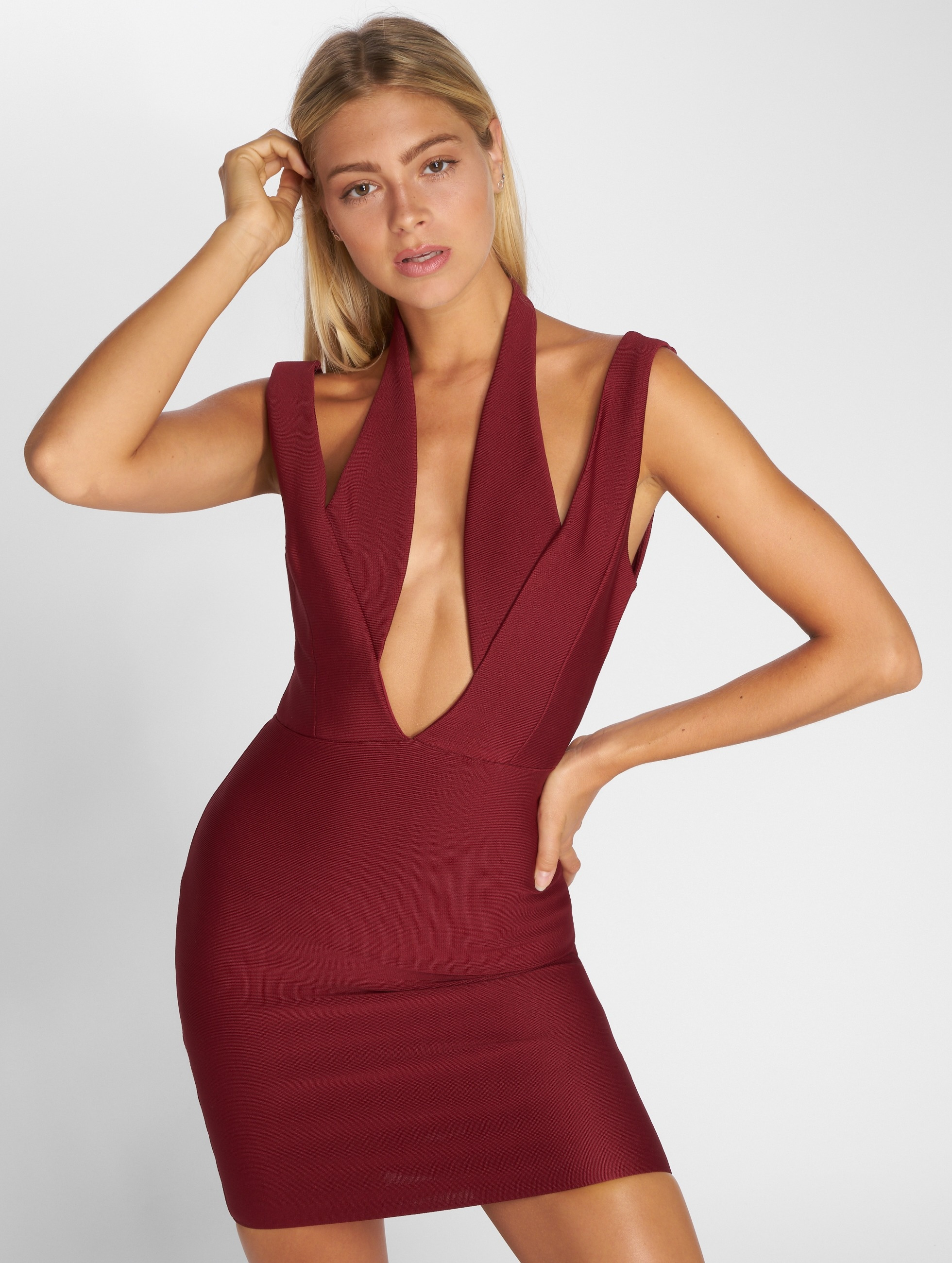 Danity Paris | Straro rouge Femme Robe