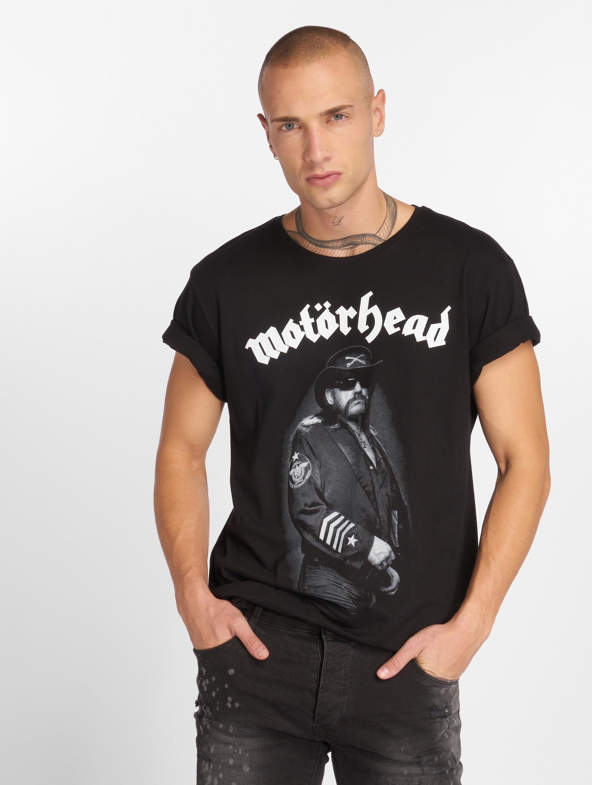 Merchcode | Motörhead Lemmy Warpig noir Homme T-Shirt