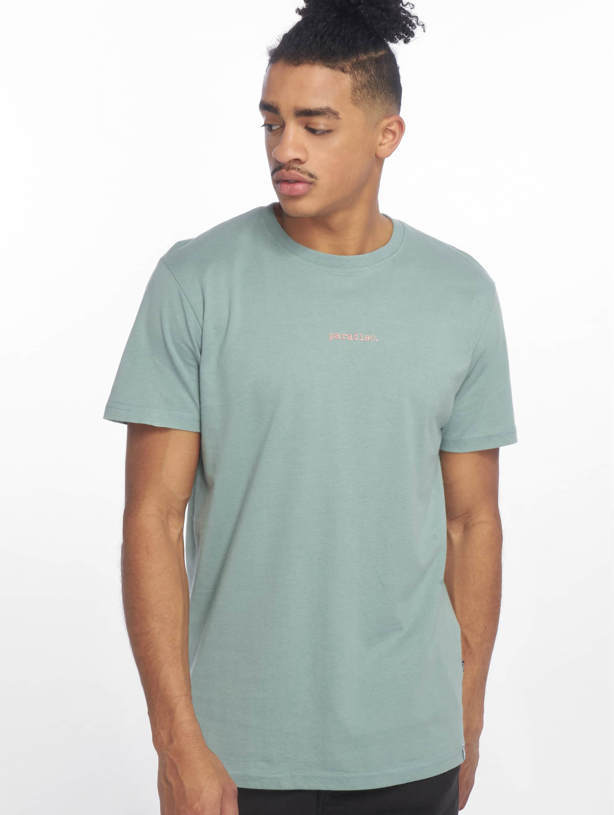 Just Rhyse / T-Shirt Spring Hill in turquoise S