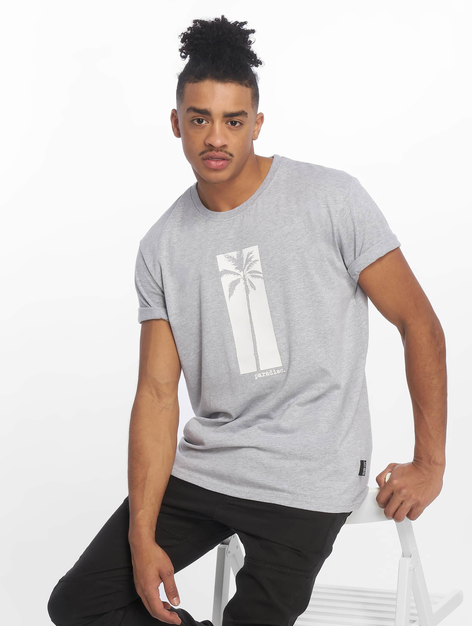 Just Rhyse / T-Shirt Orlando in grey XL