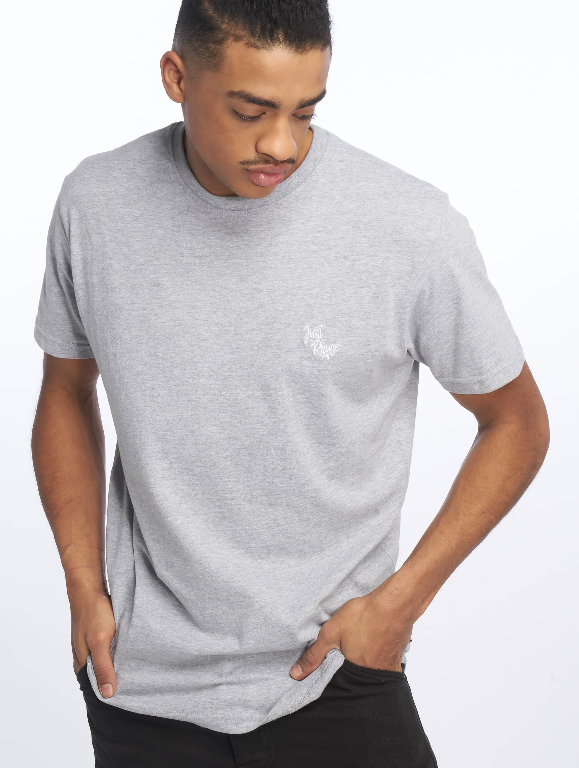 Just Rhyse / T-Shirt Raiford in grey XL