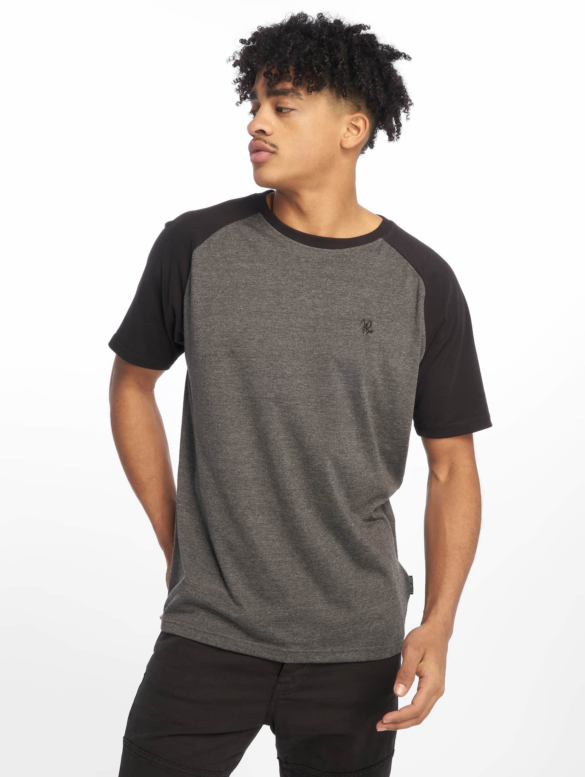 Just Rhyse / T-Shirt Monchique in black S