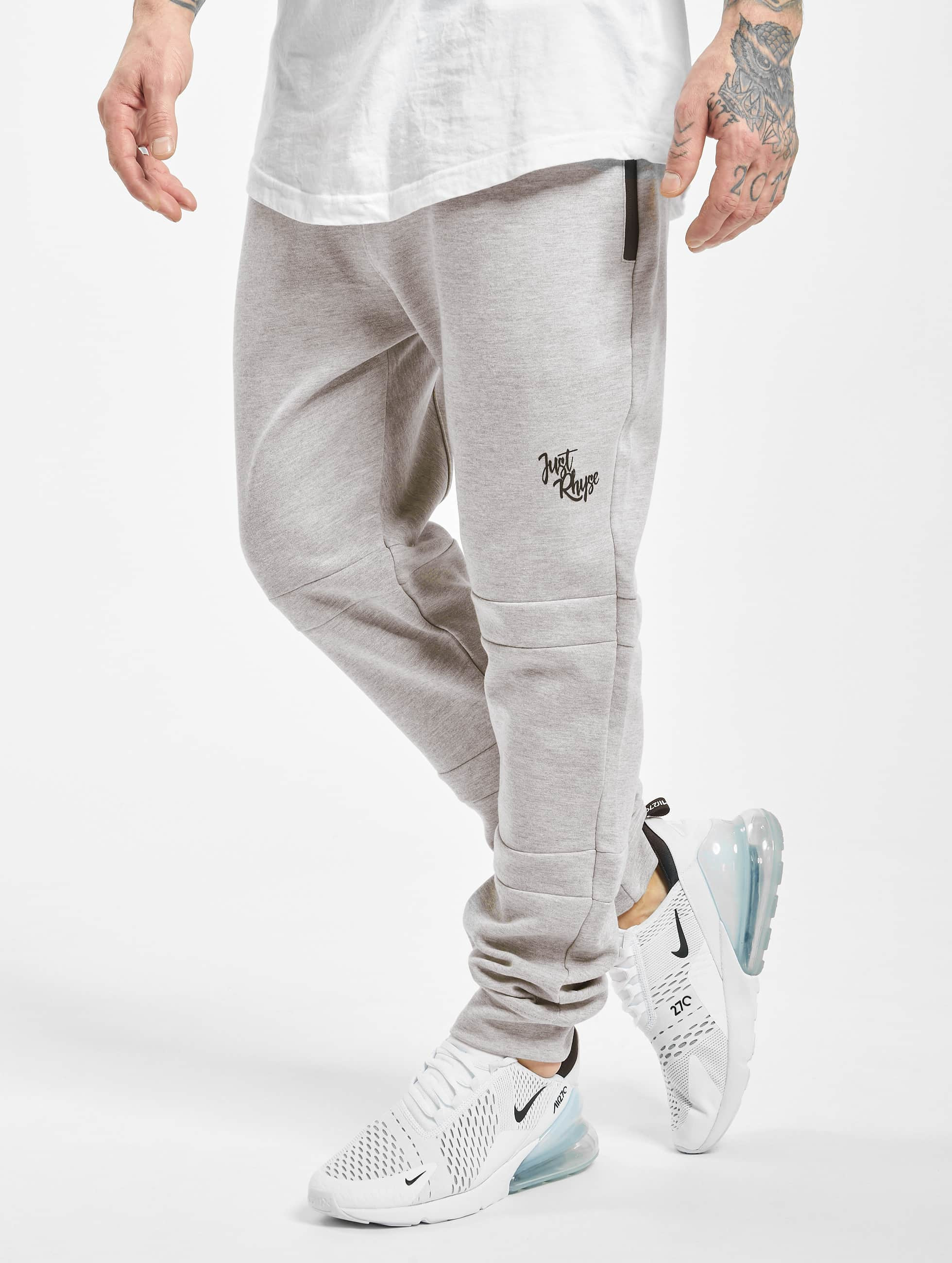 Just Rhyse / Sweat Pant Edgewater in grey XL
