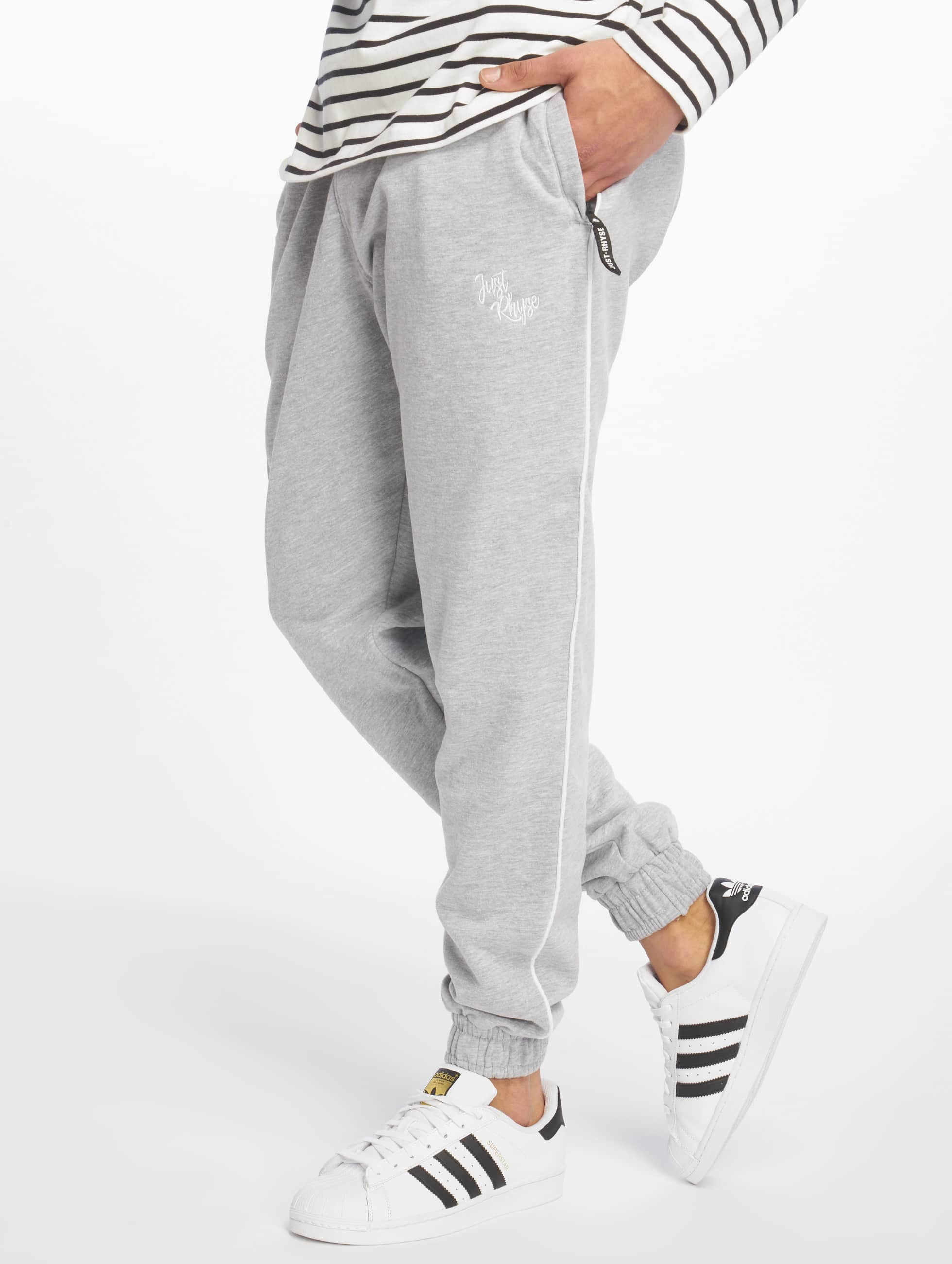 Just Rhyse / Sweat Pant Lake City in grey XL