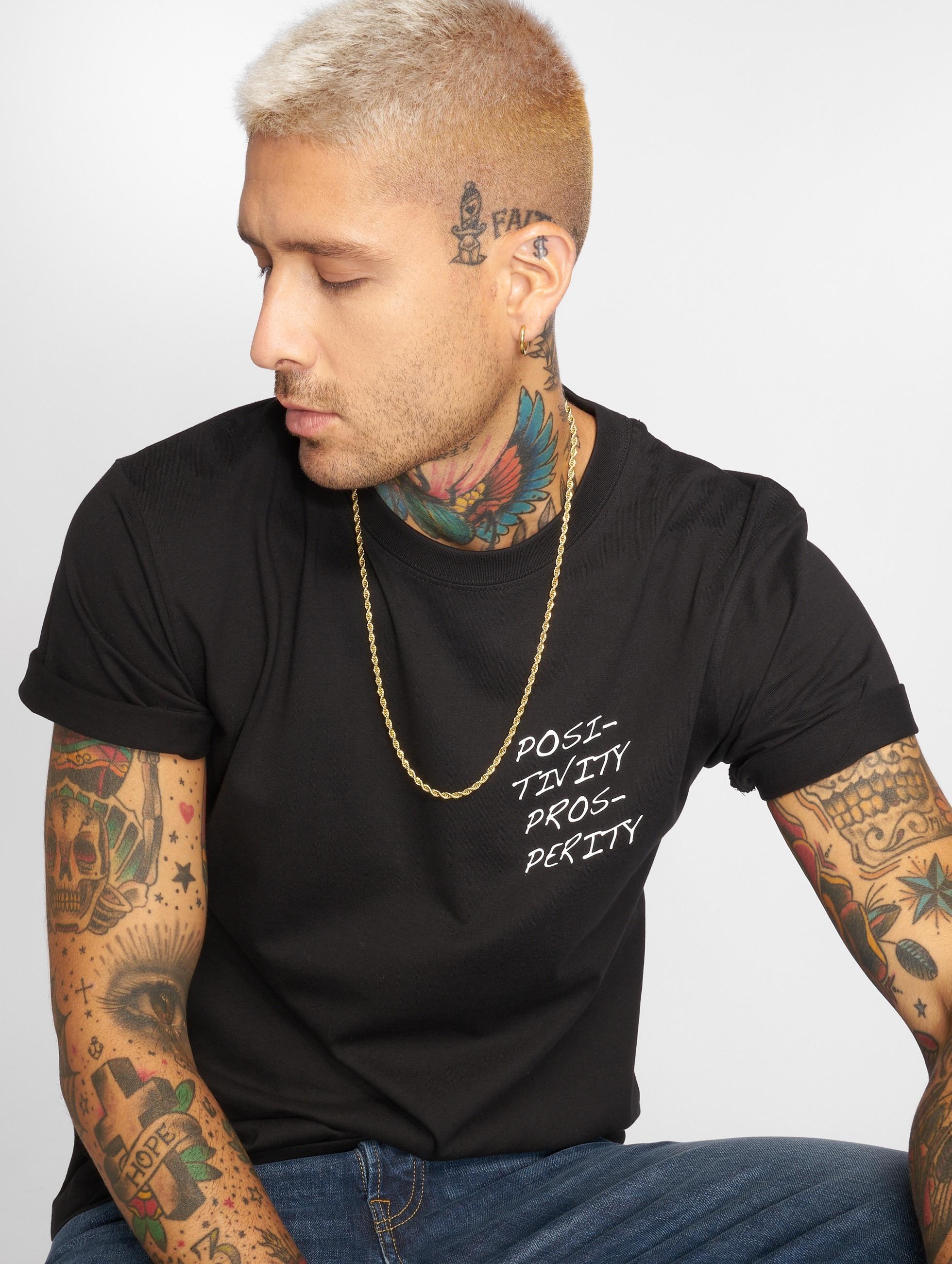 Pink Dolphin | Posi Box noir Homme T-Shirt