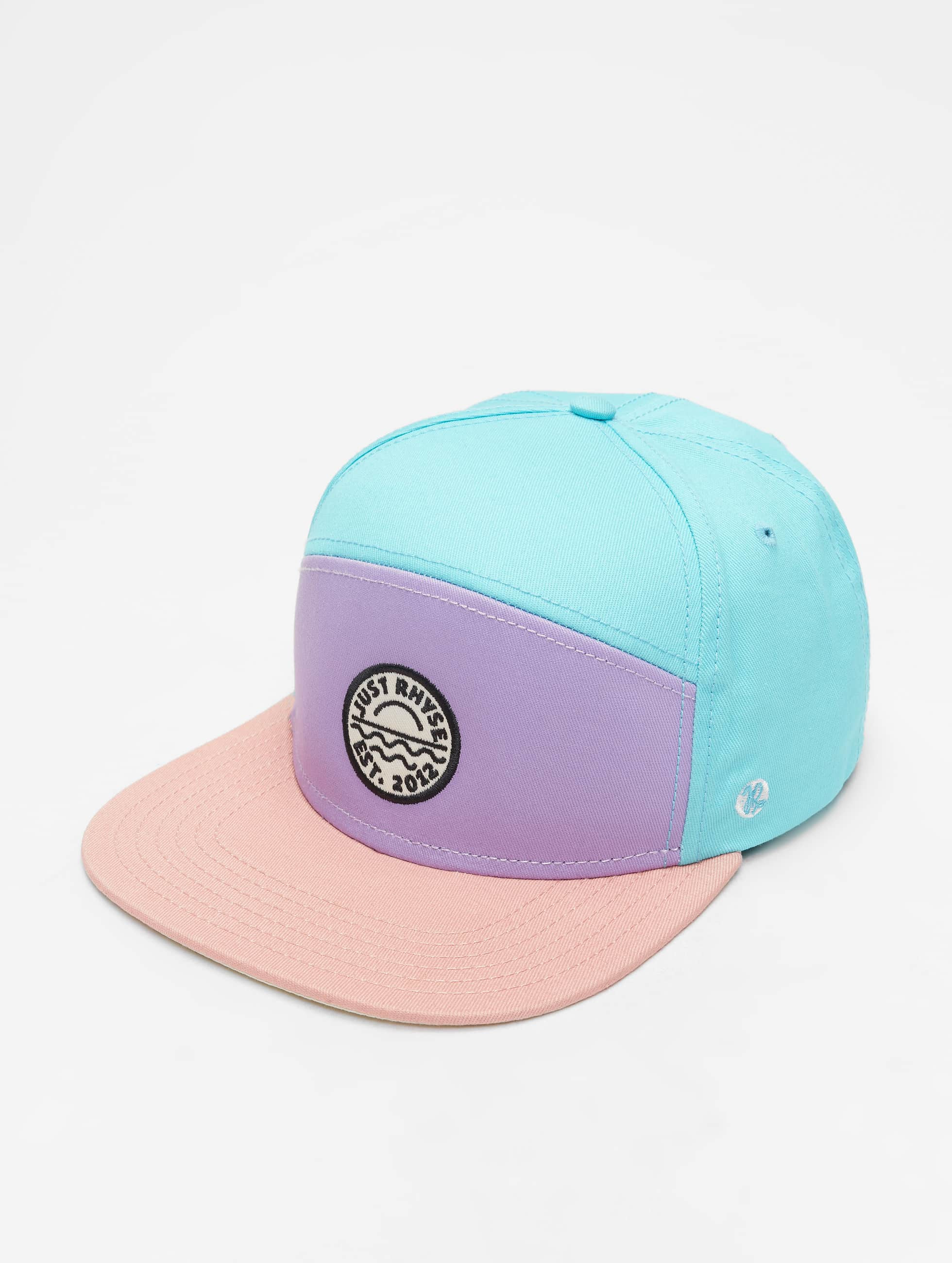 Just Rhyse / Fitted Cap Vero Beach in colored Adjustable