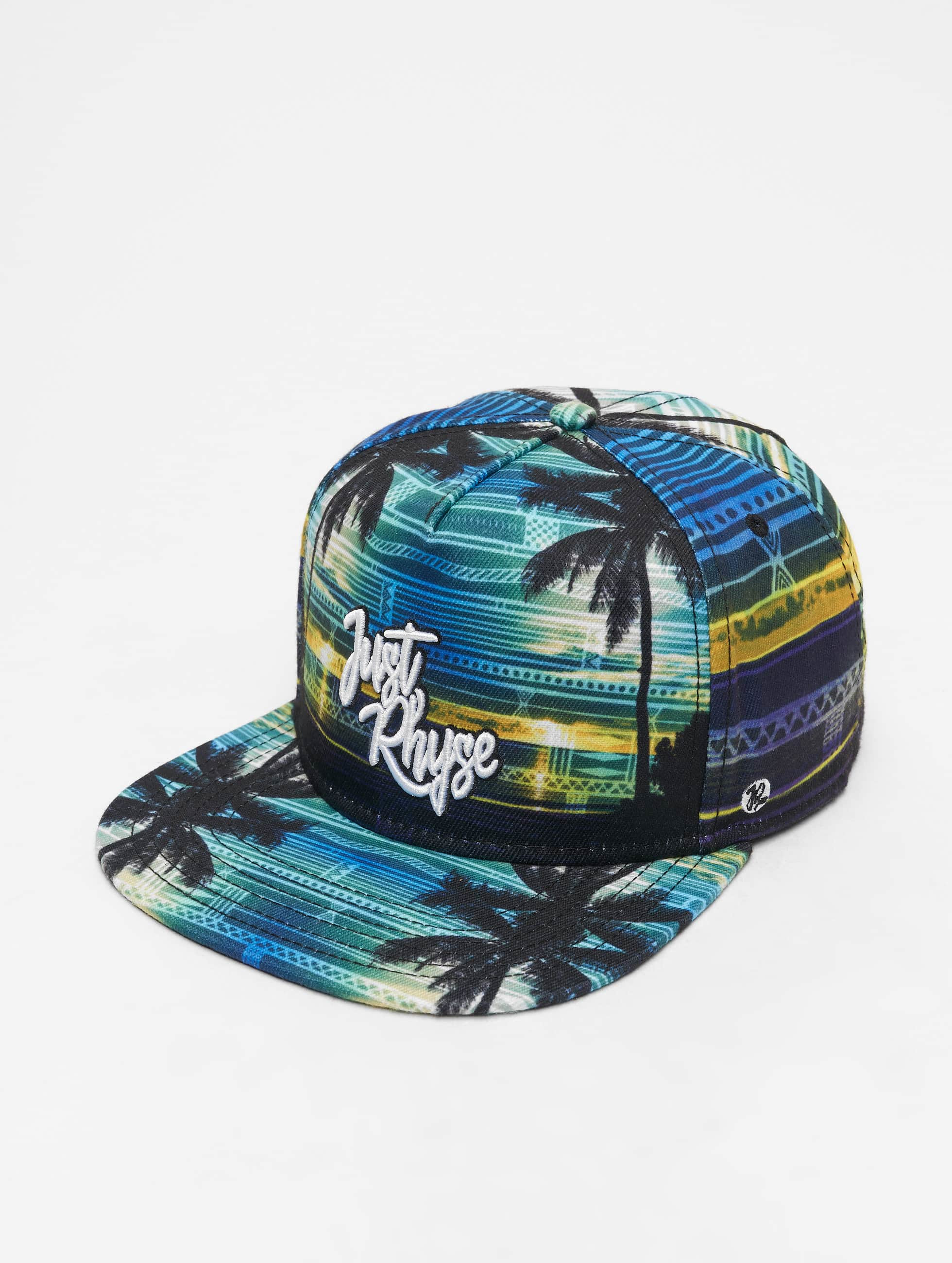 Just Rhyse / 5 Panel Caps Key West in colored Adjustable