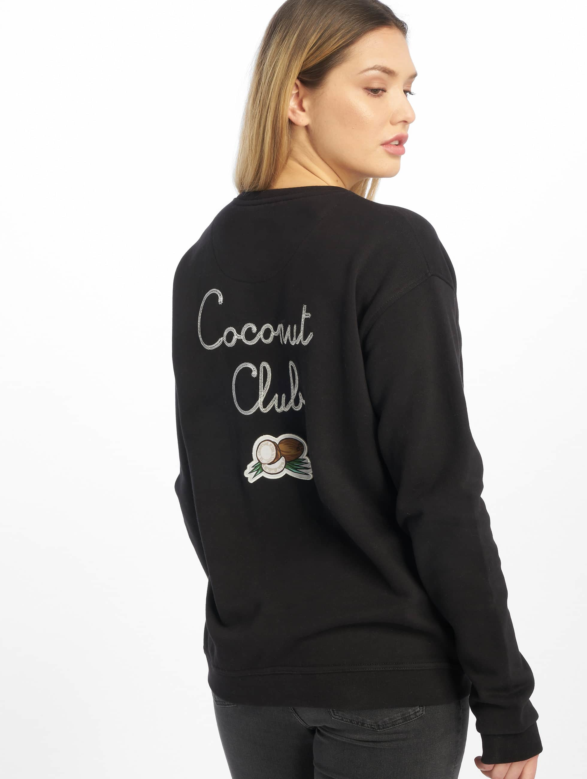Just Rhyse / Jumper Coconut Club in black XS