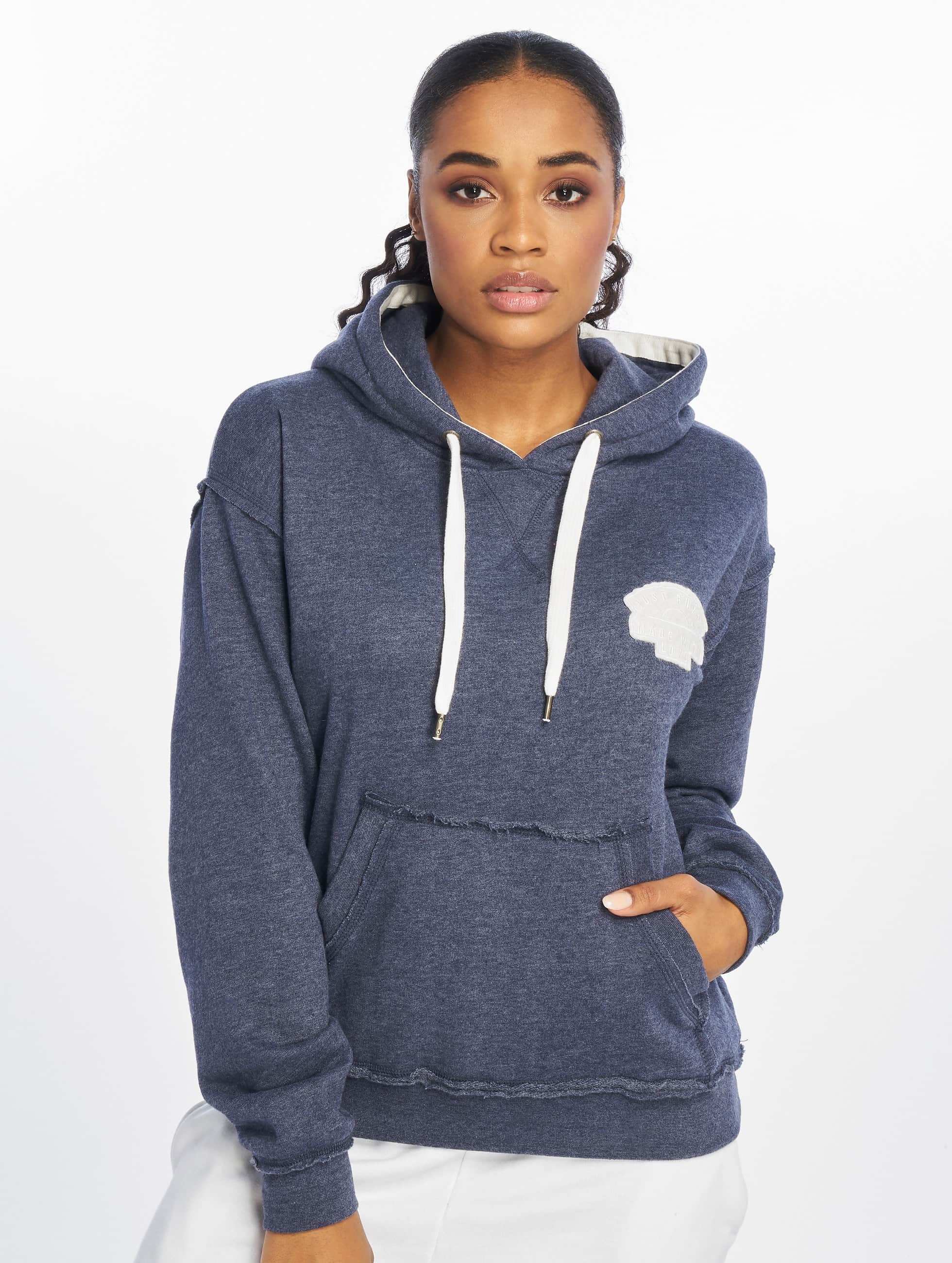 Just Rhyse / Hoodie Sacramento in blue XS