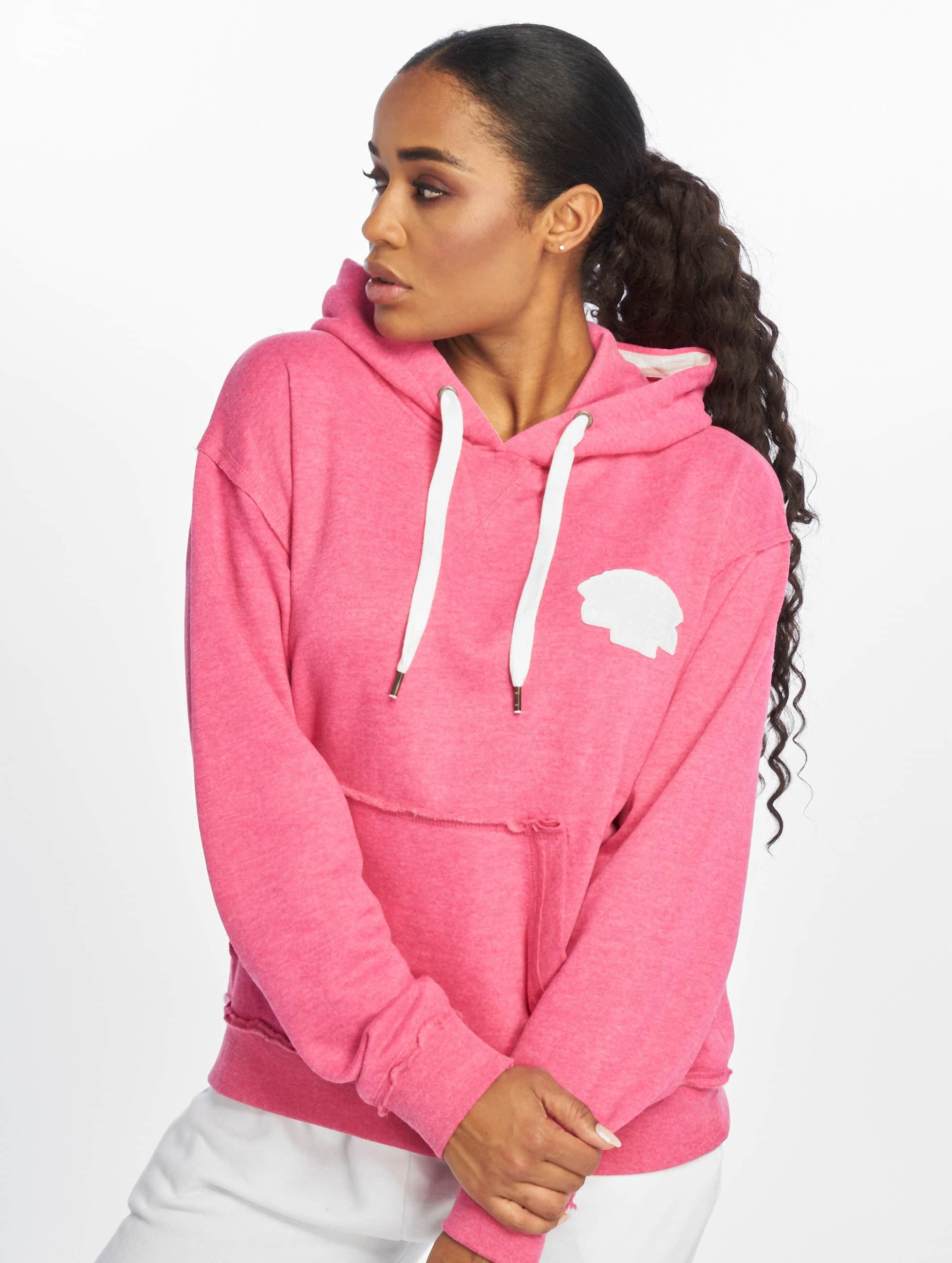 Just Rhyse / Hoodie Sacramento in pink XS