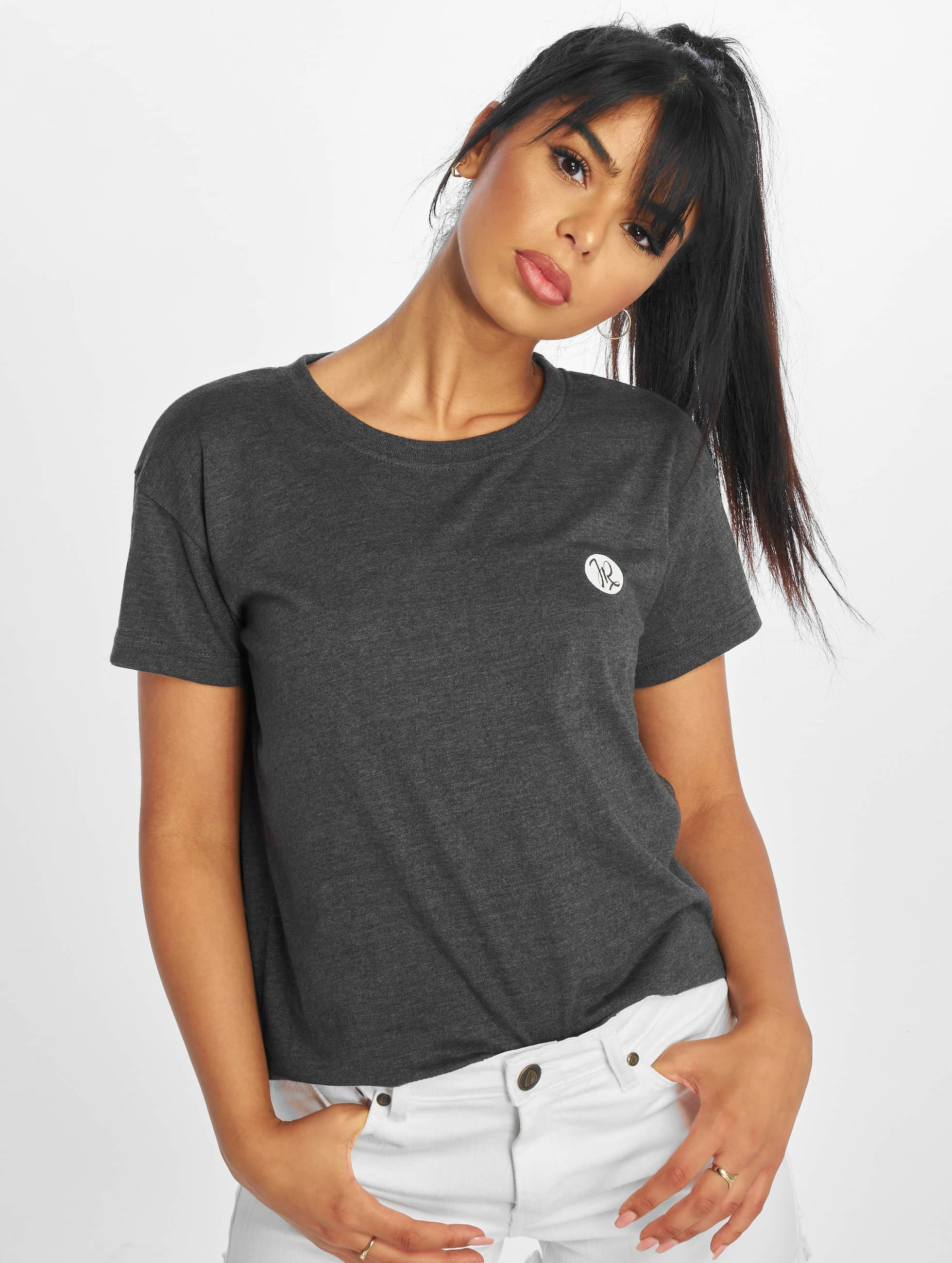 Just Rhyse / T-Shirt Beverly Hills in grey XS