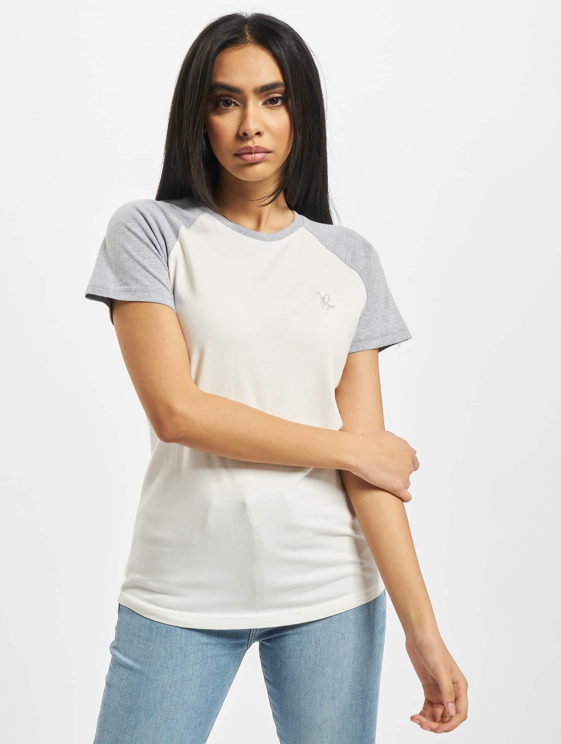 Just Rhyse / T-Shirt Aljezur in white XS