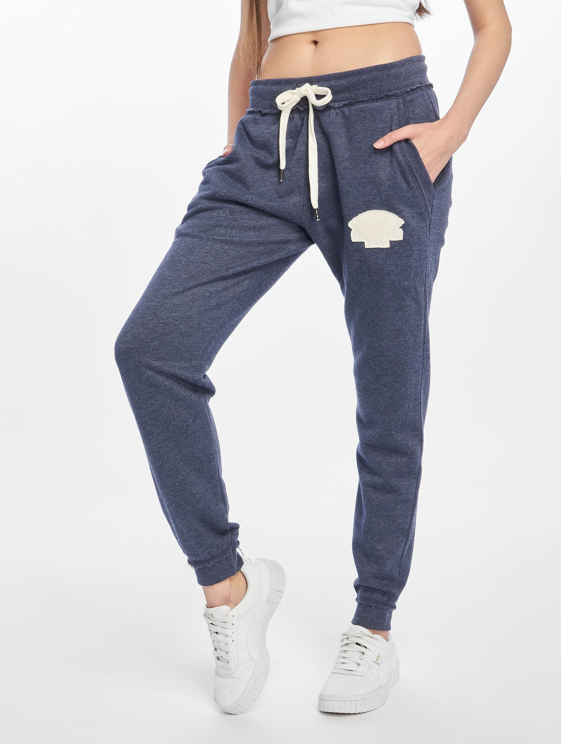 Just Rhyse / Sweat Pant Sacramento in blue XS