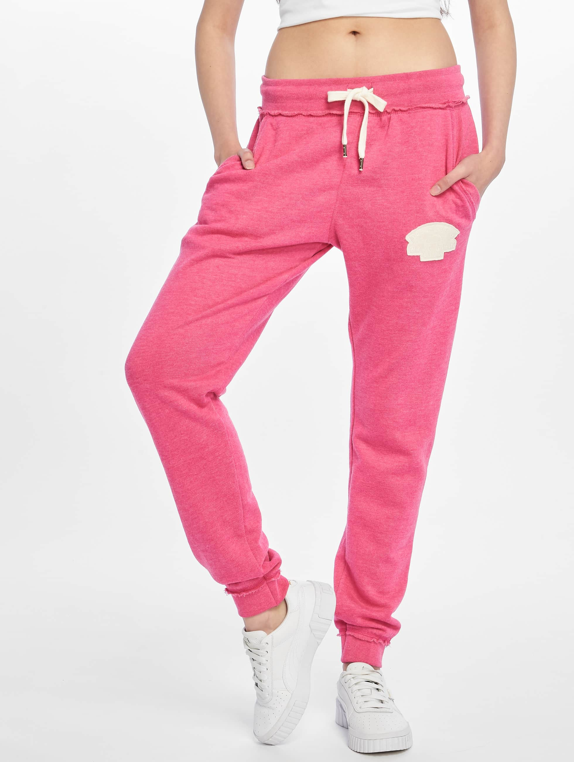 Just Rhyse / Sweat Pant Sacramento in pink XS