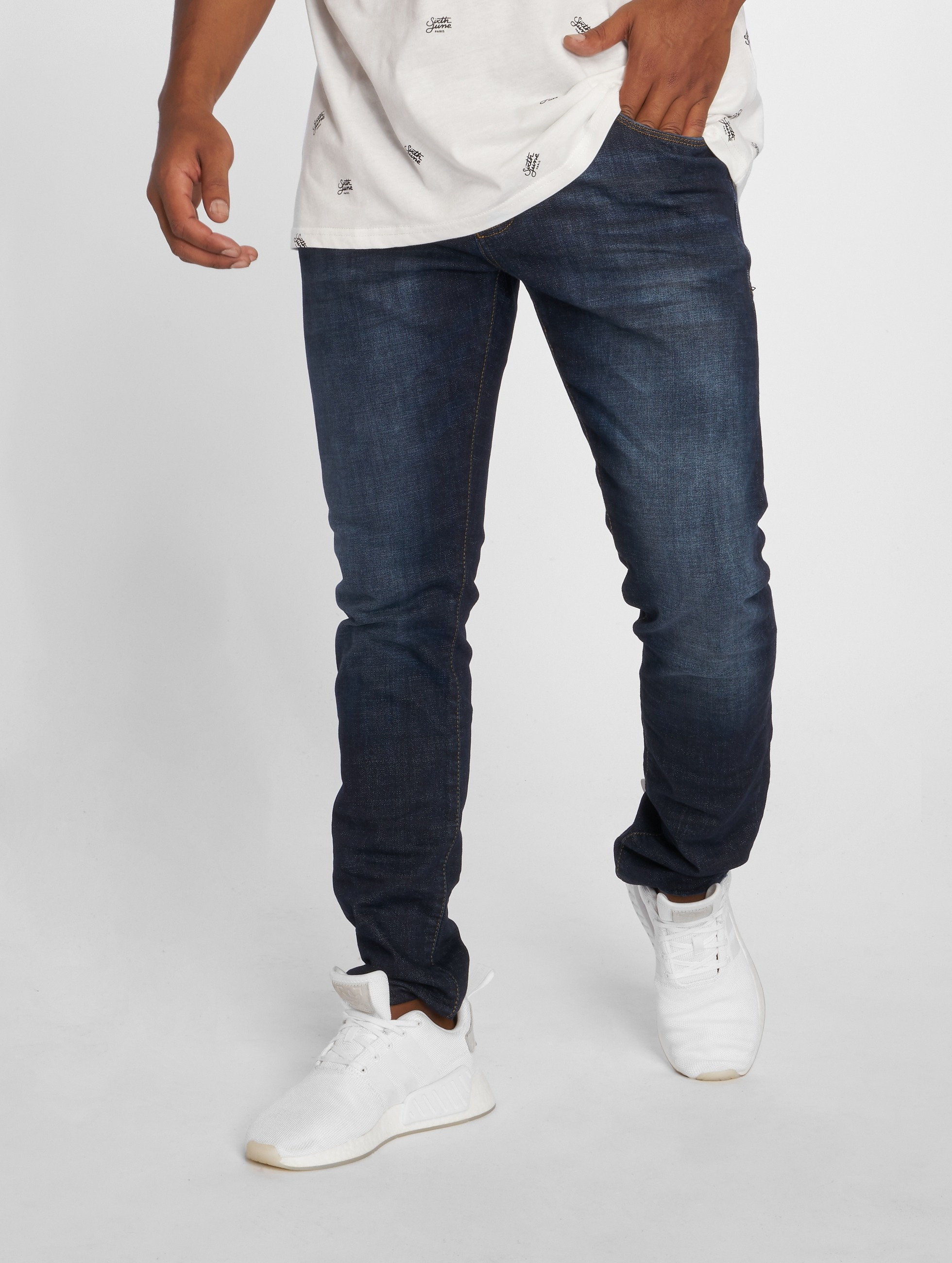 2Y / Slim Fit Jeans Corrdo in blue W 31
