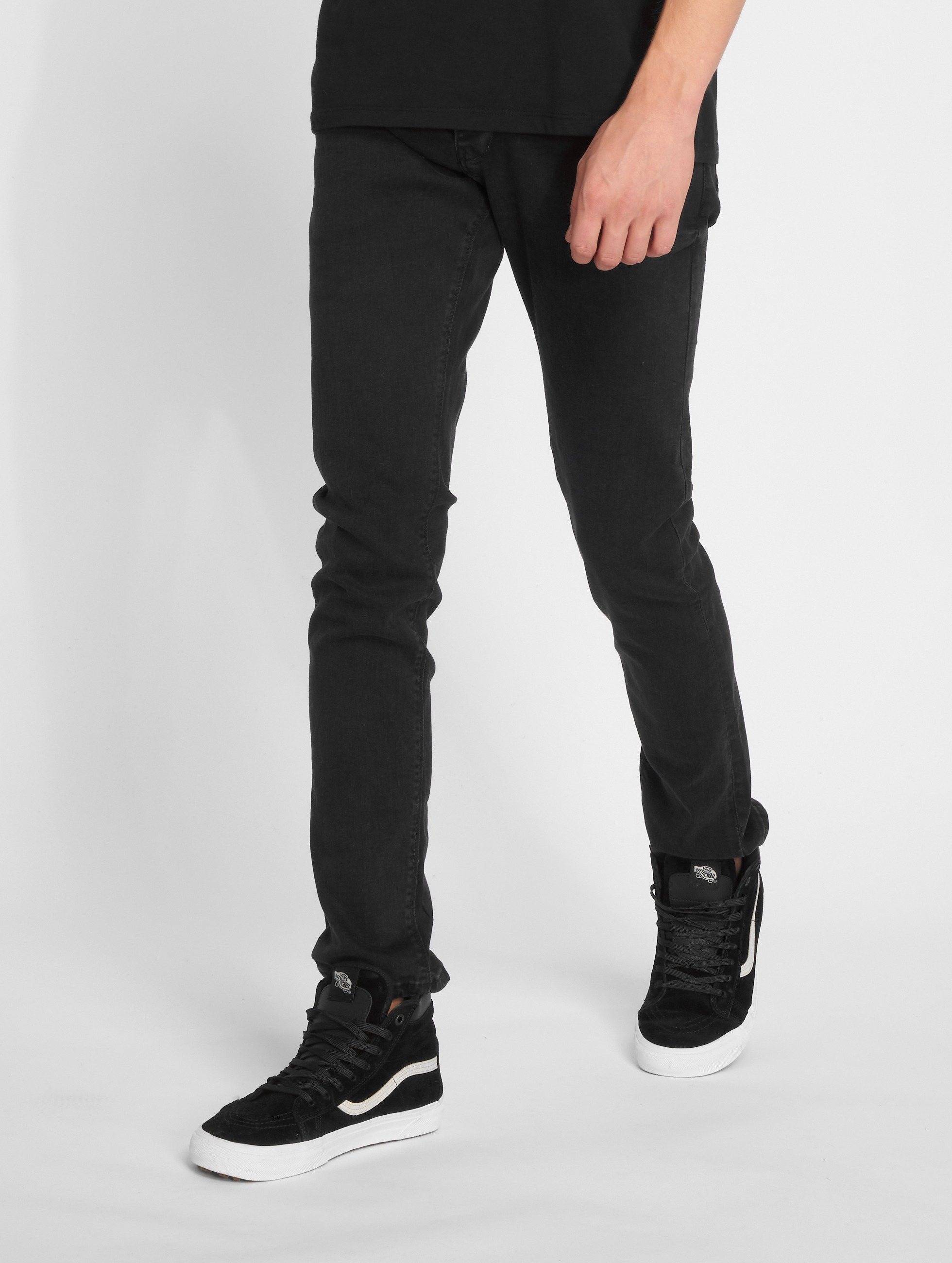 2Y / Slim Fit Jeans Gio in black W 34
