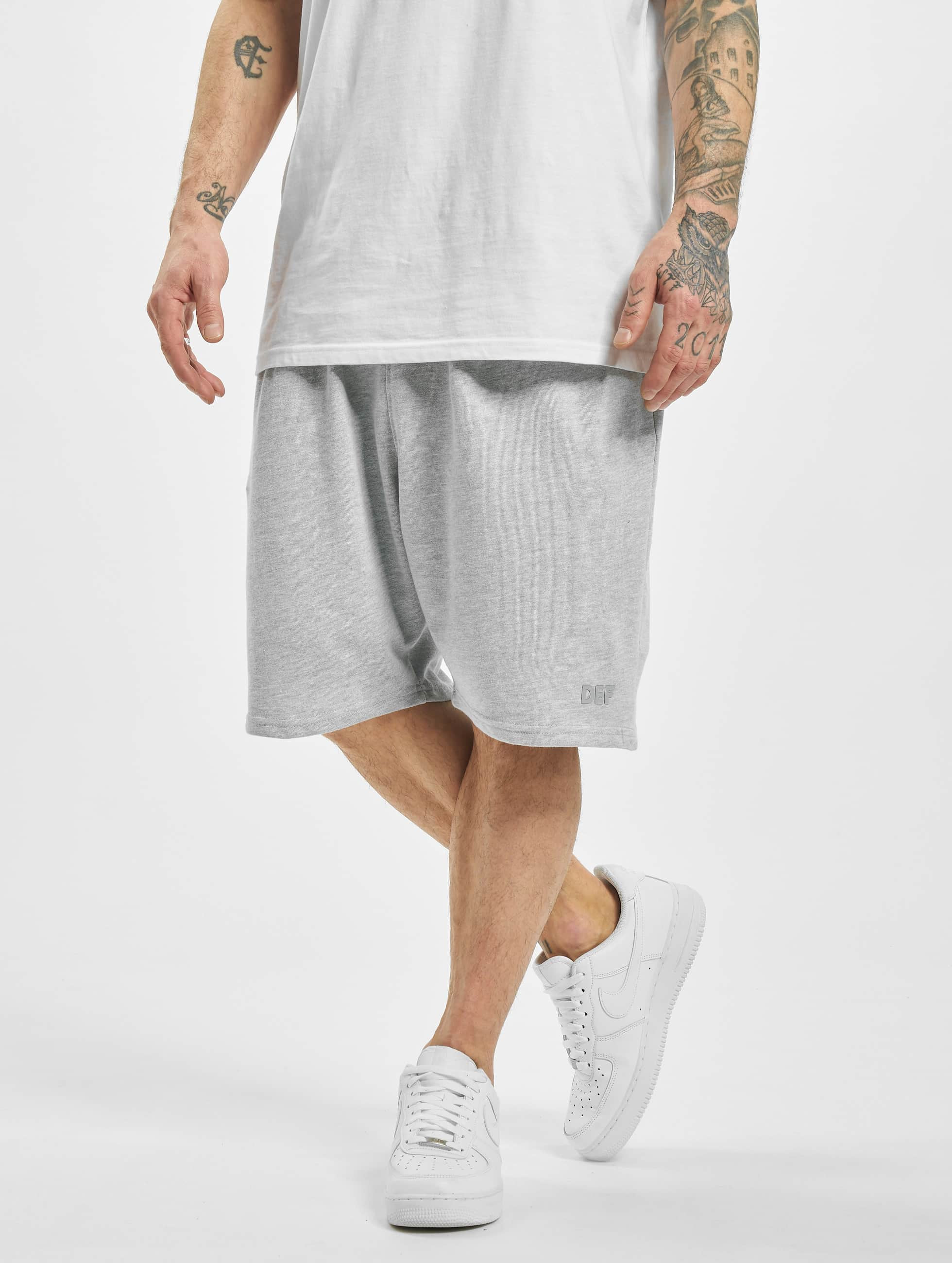 DEF / Short Bobi in grey S