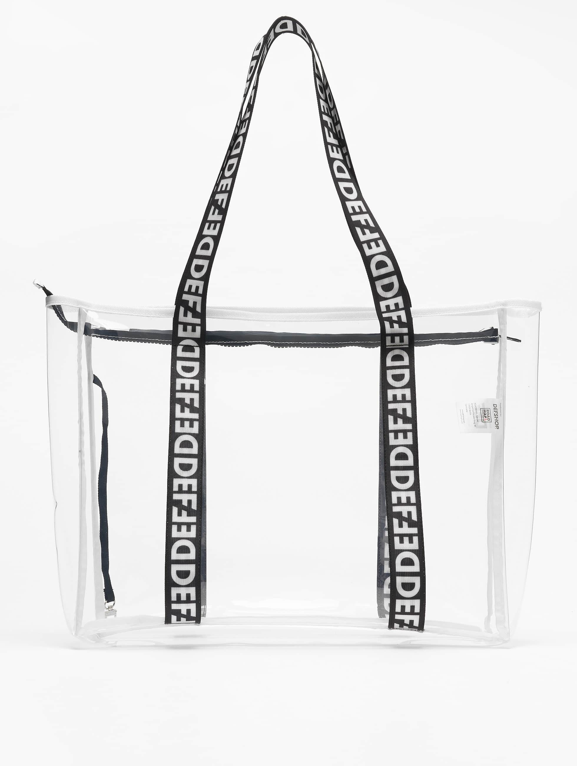DEF / Bag Clear in white One Size