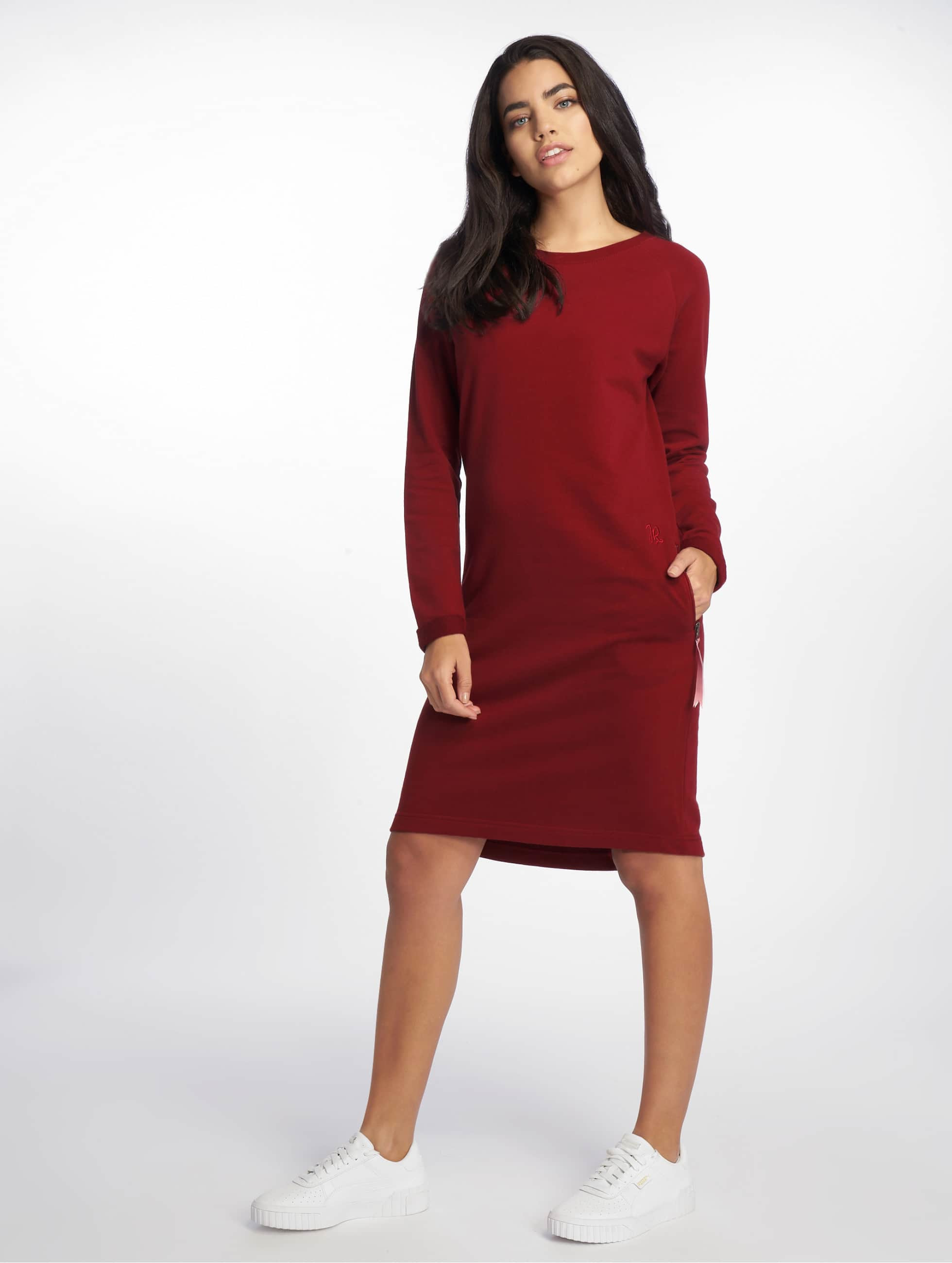 Just Rhyse / Dress Santadi in red XL