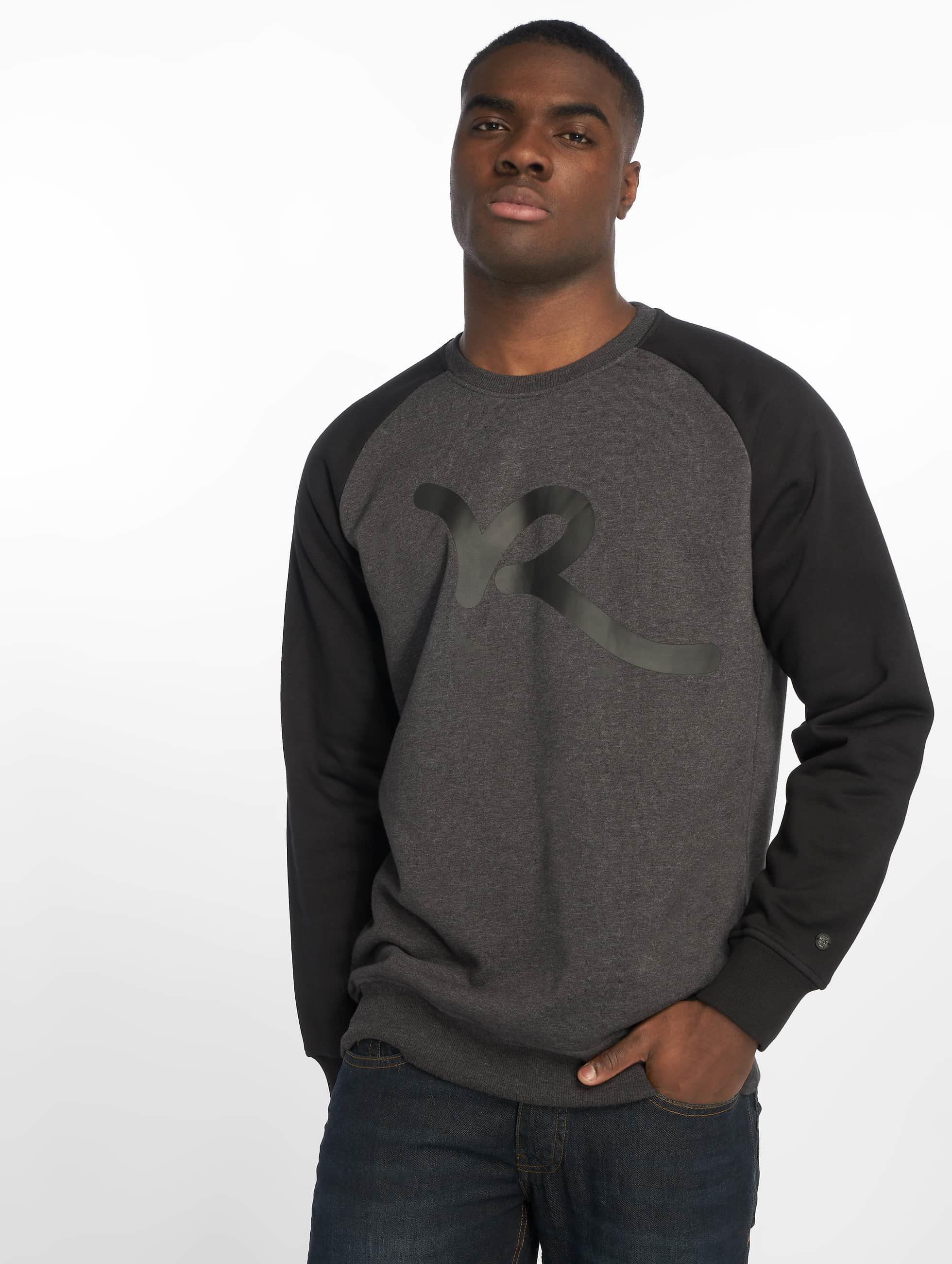 Rocawear / Jumper Logo in grey S