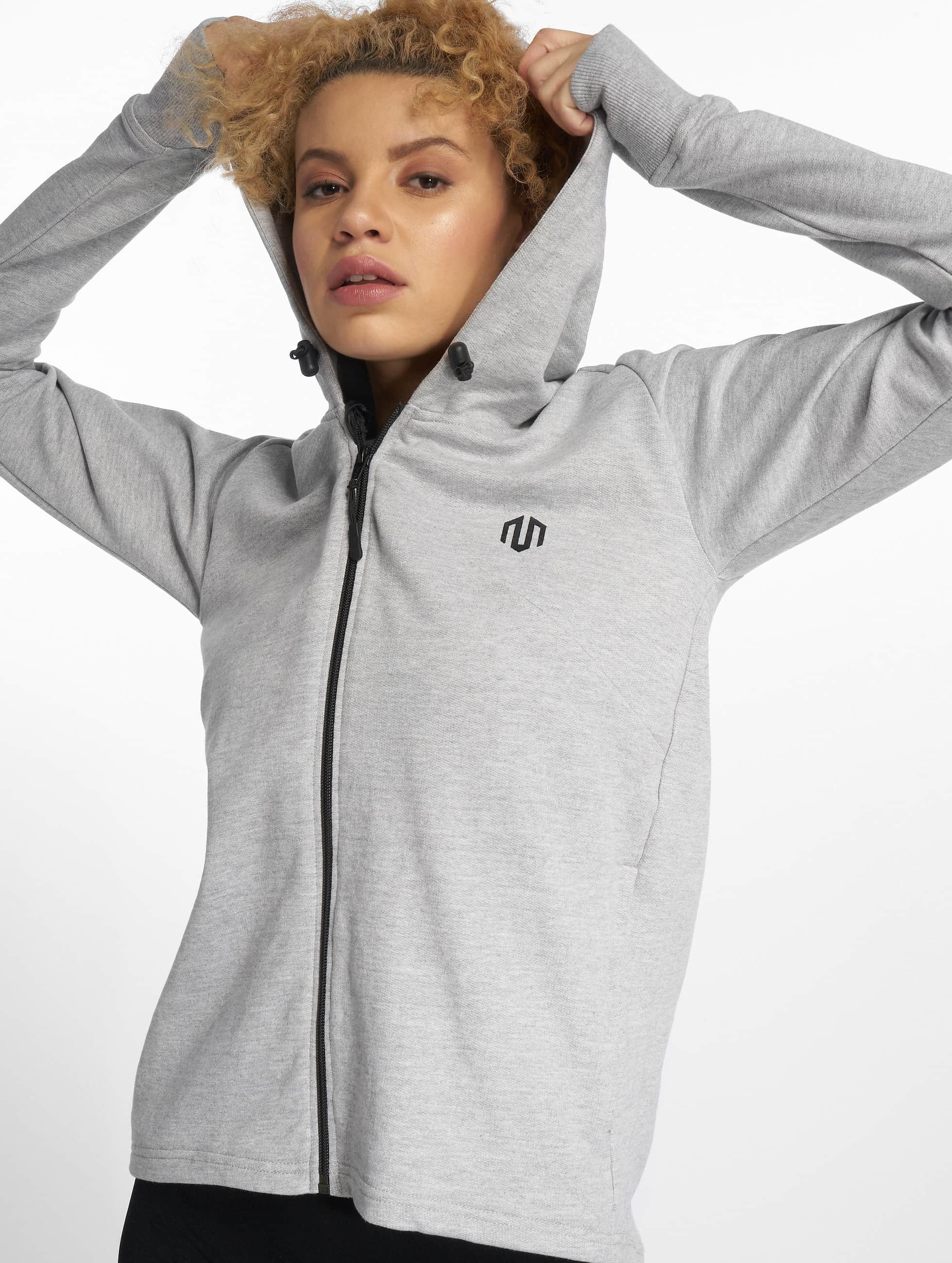 MOROTAI | Comfy Performance gris Femme Vestes de Sport