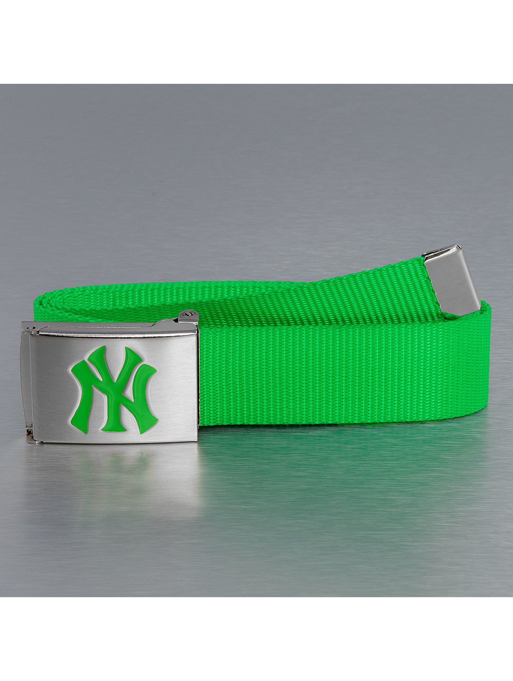 MLB Männer,Frauen Gürtel MLB NY Yankees Premium Woven in grün