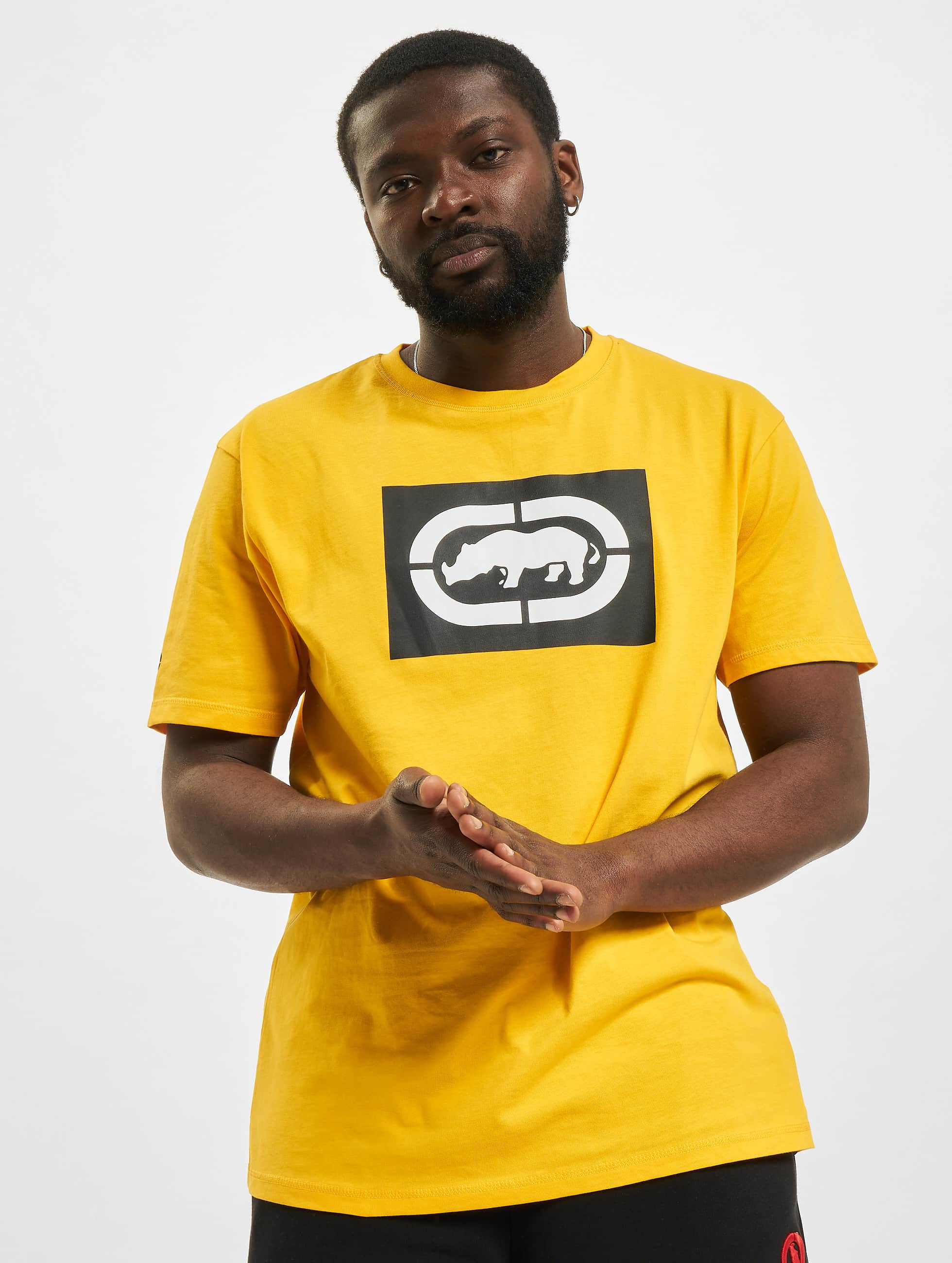 Ecko Unltd. / T-Shirt Base in yellow S