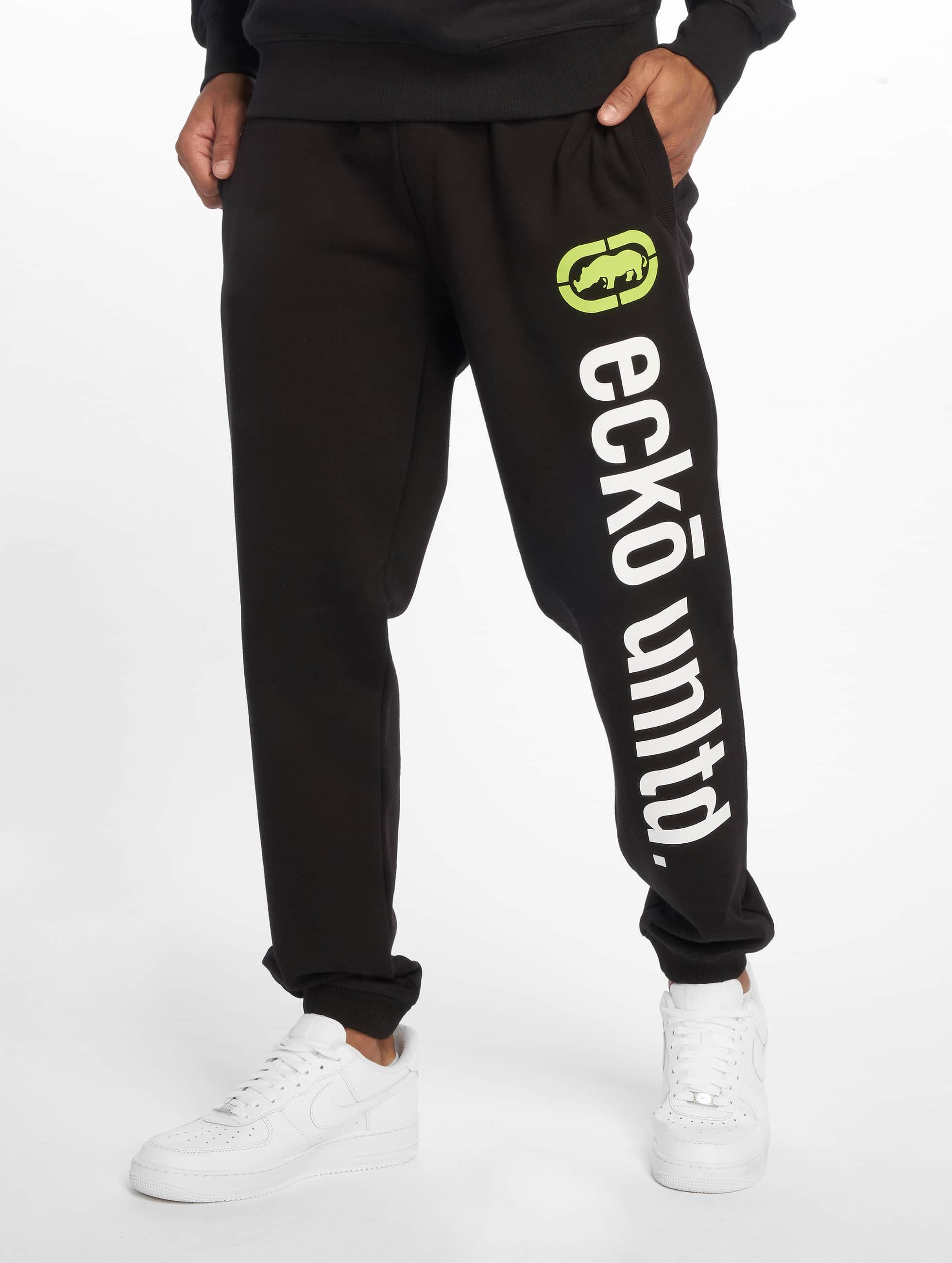 Ecko Unltd. / Sweat Pant 2Face in black S