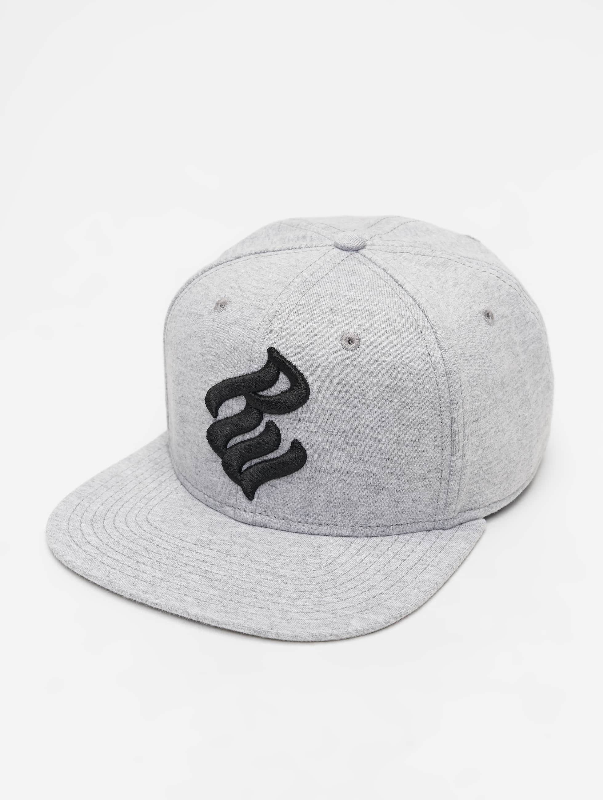 Rocawear / Snapback Cap Nam in grey One Size