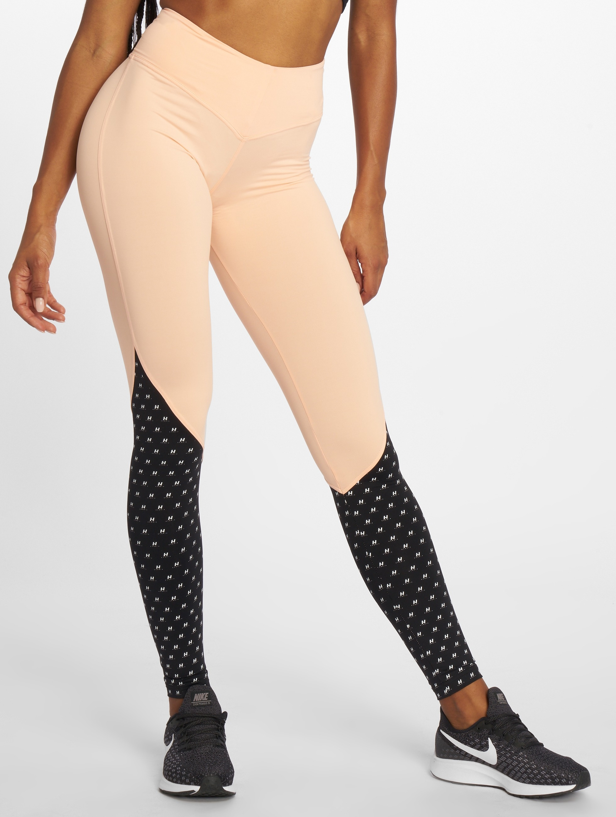 Nebbia | High Waist rose Femme Leggings de sport