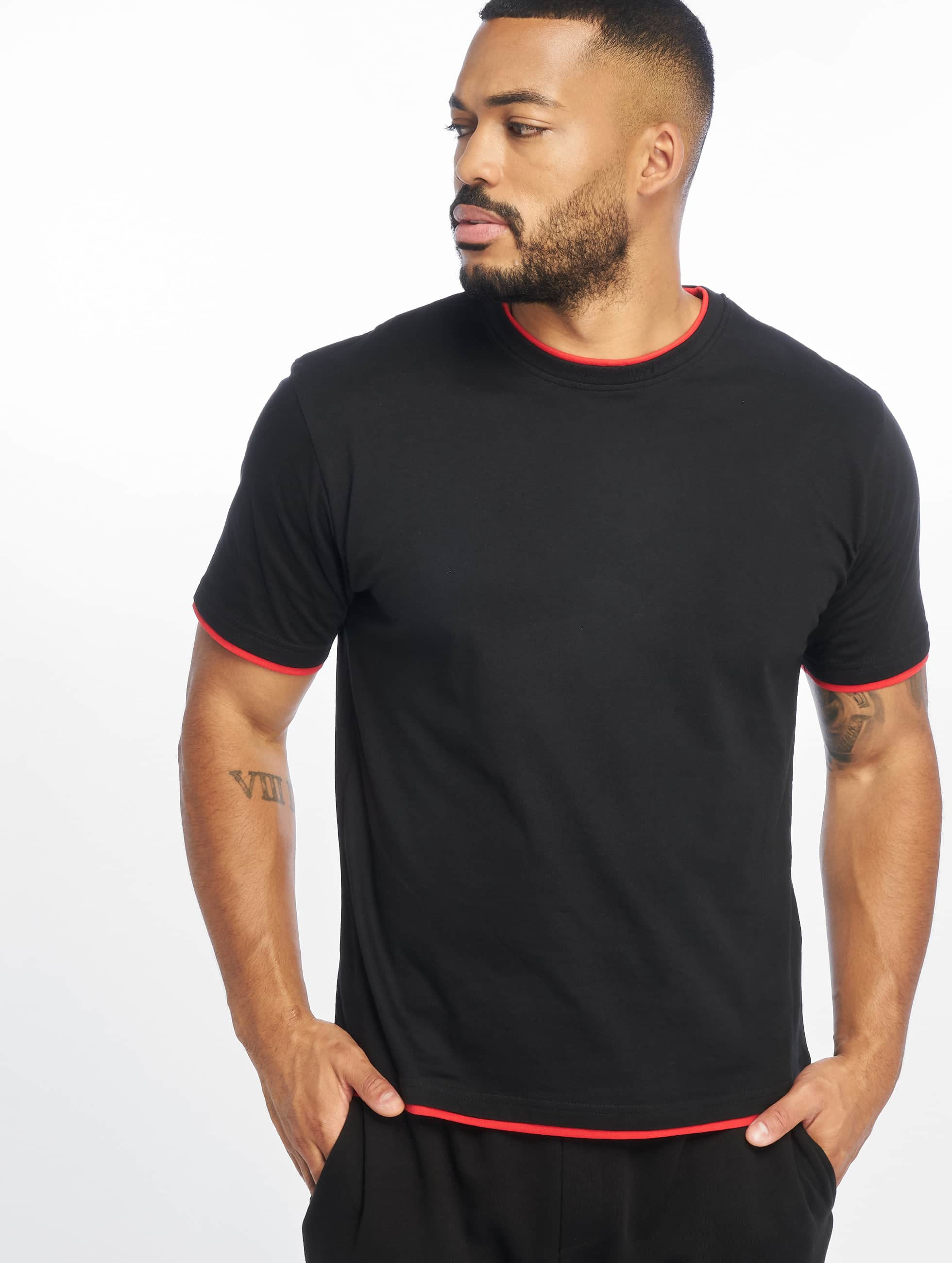 DEF / T-Shirt Basic in black M