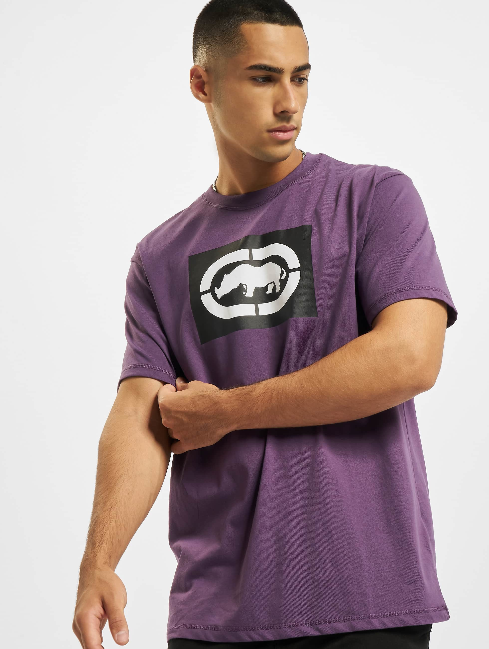 Ecko Unltd. / T-Shirt Base in purple 2XL